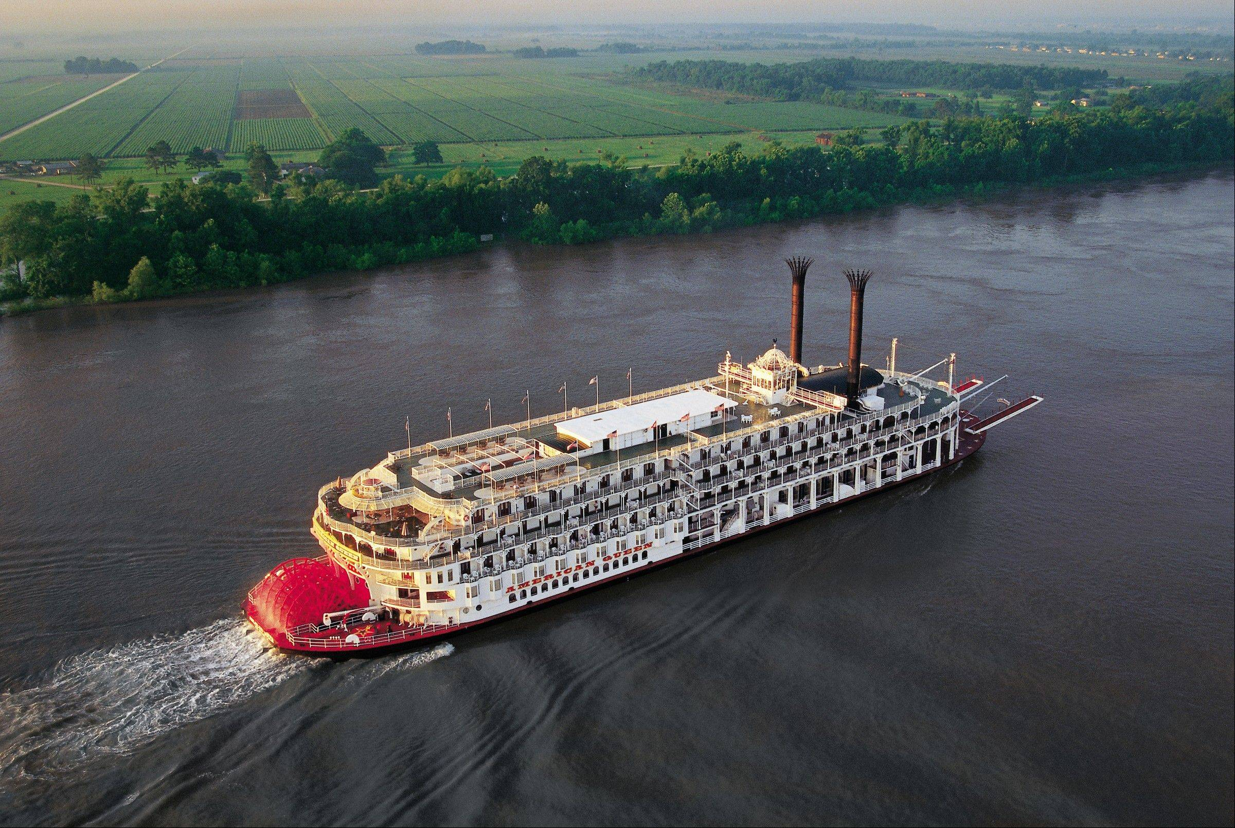 The refurbished American Queen steamboat will take travelers on an Epic Civil War Journey Voyage for 12 nights in August.