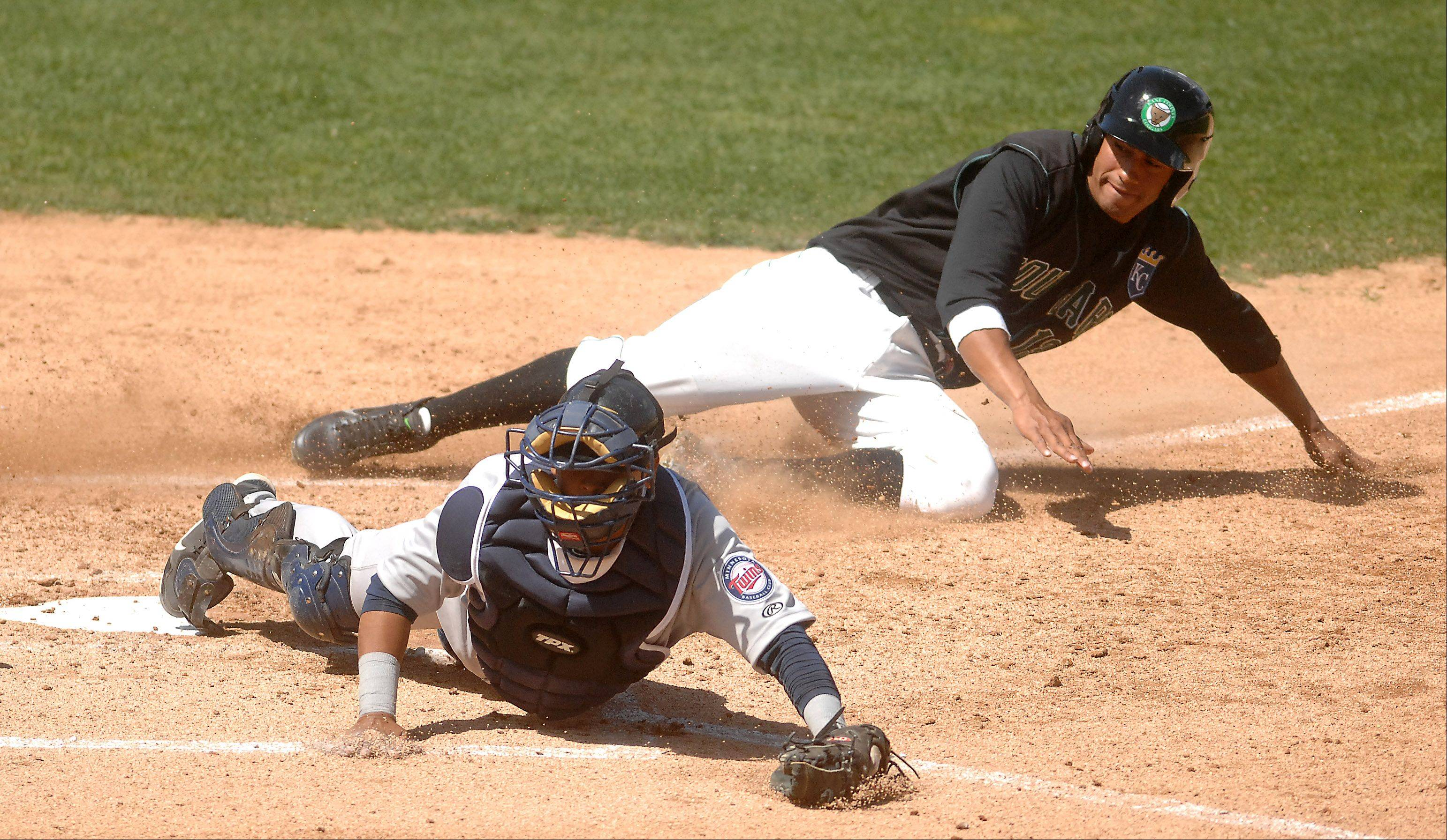 Images: Kane County Cougars 2012 home opener