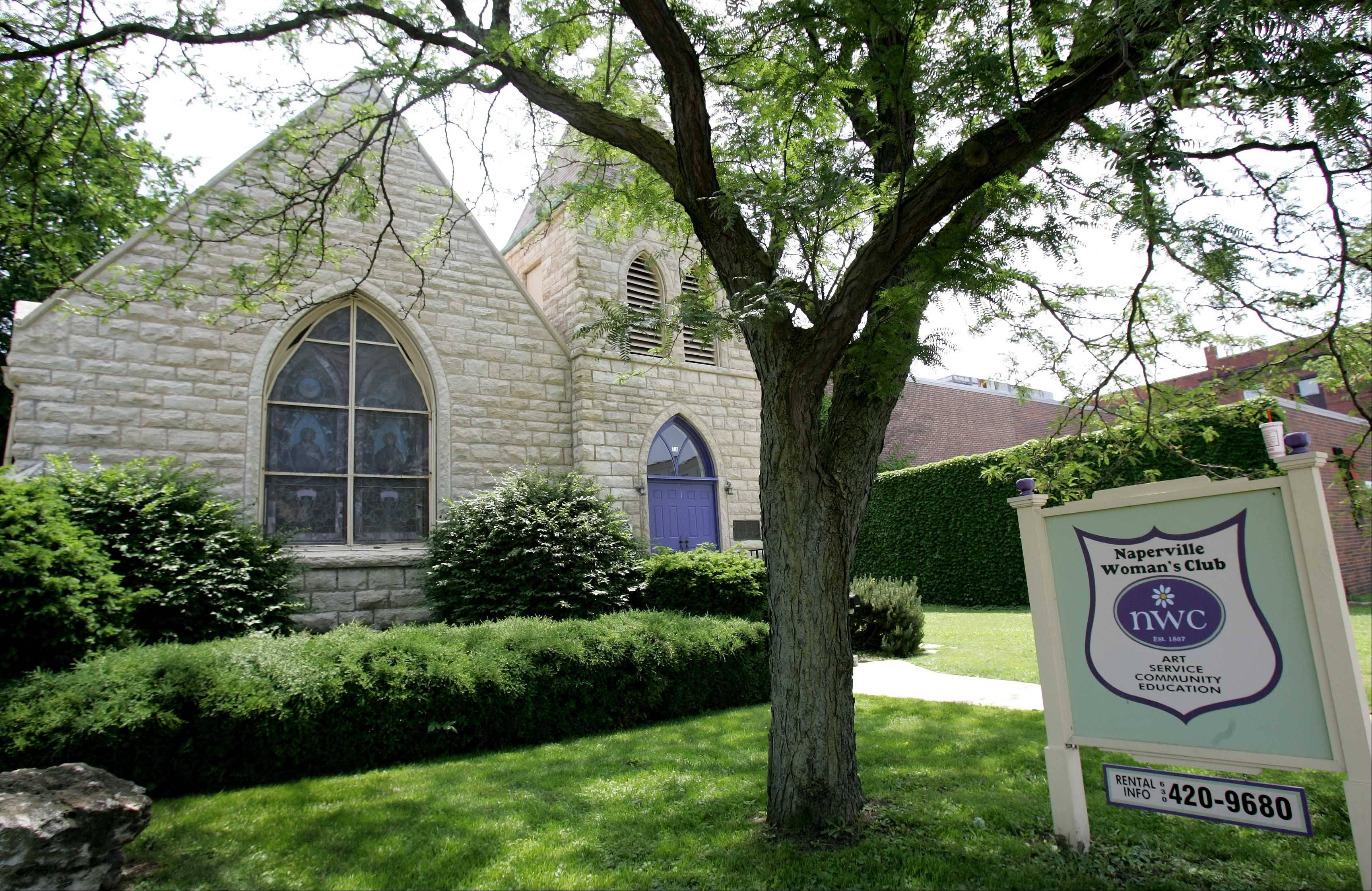 Woman's club racing to protect Naperville landmark