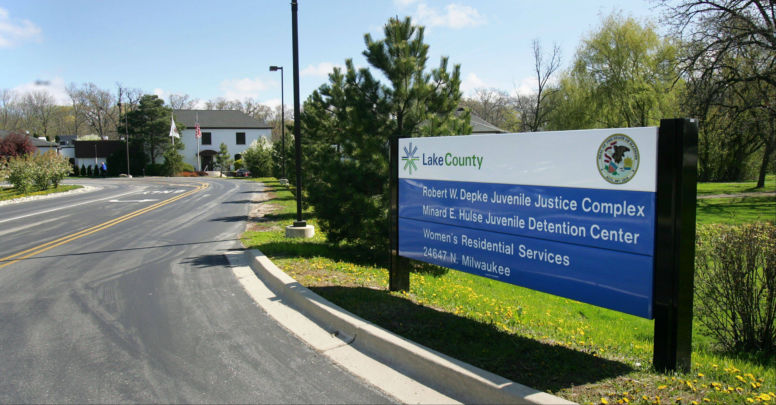The year-old Offender Job Readiness Program is based at the Depke Juvenile Justice Center near Vernon Hills.