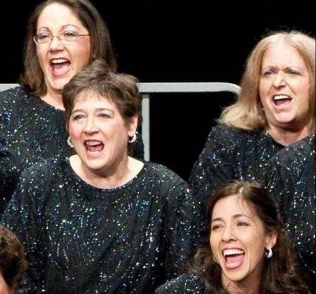 The Misty River Music Makers, an a cappella chorus, will perform Thursday at the Dundee Library in East Dundee.