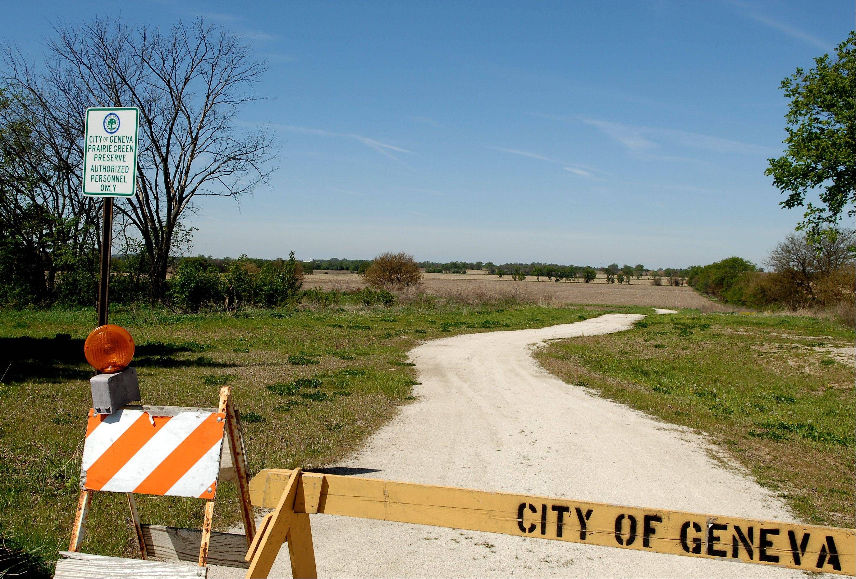 Prairie Green Preserve in Geneva is being transformed into a community garden, with spaces available for rent. The Geneva Community Gardens at Prairie Green will officially open April 21.