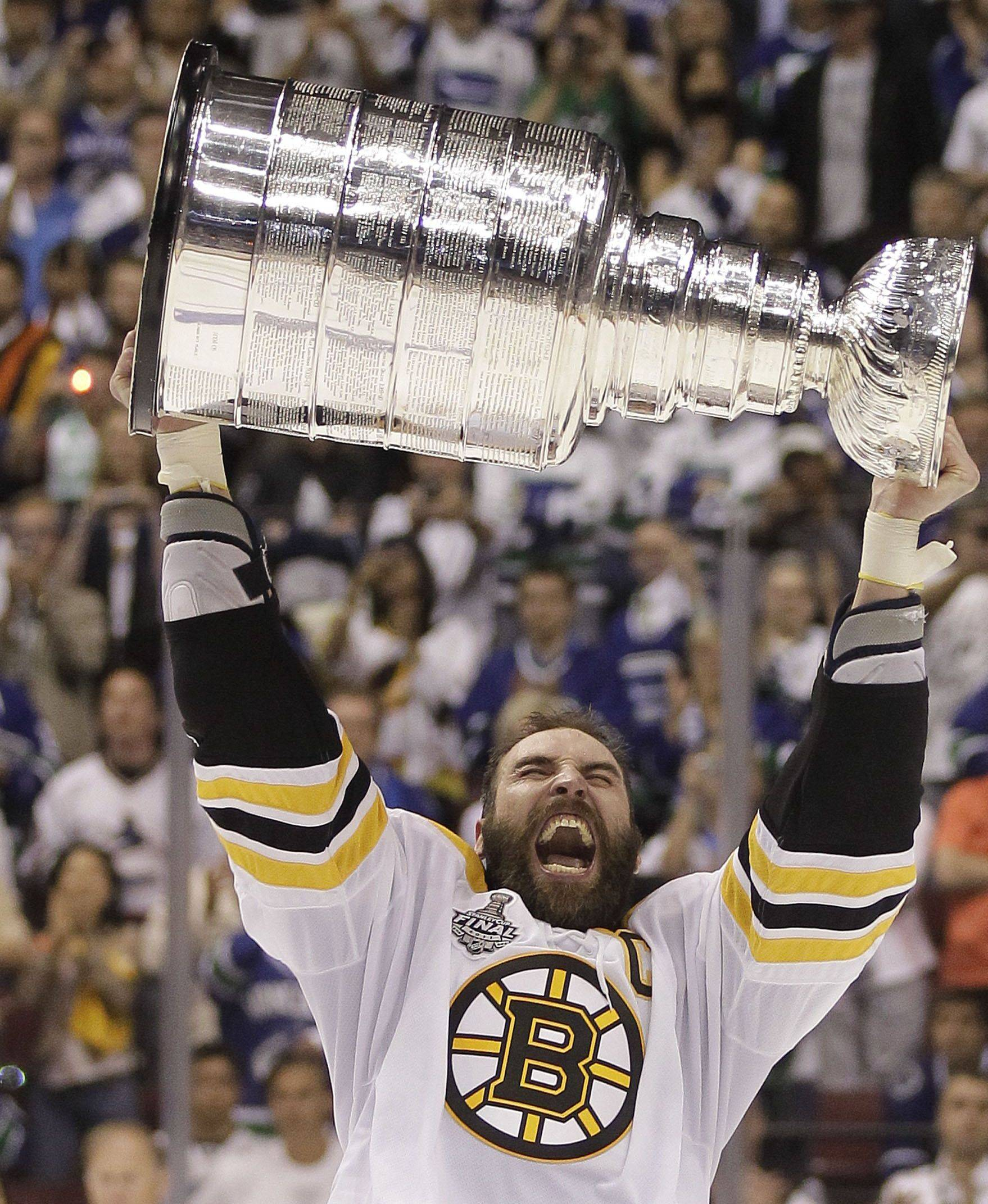 It's tough to repeat after winning the Stanley Cup, and our hockey expert, Tim Sassone, doesn't believe the Boston Bruins will make it back to the title game.