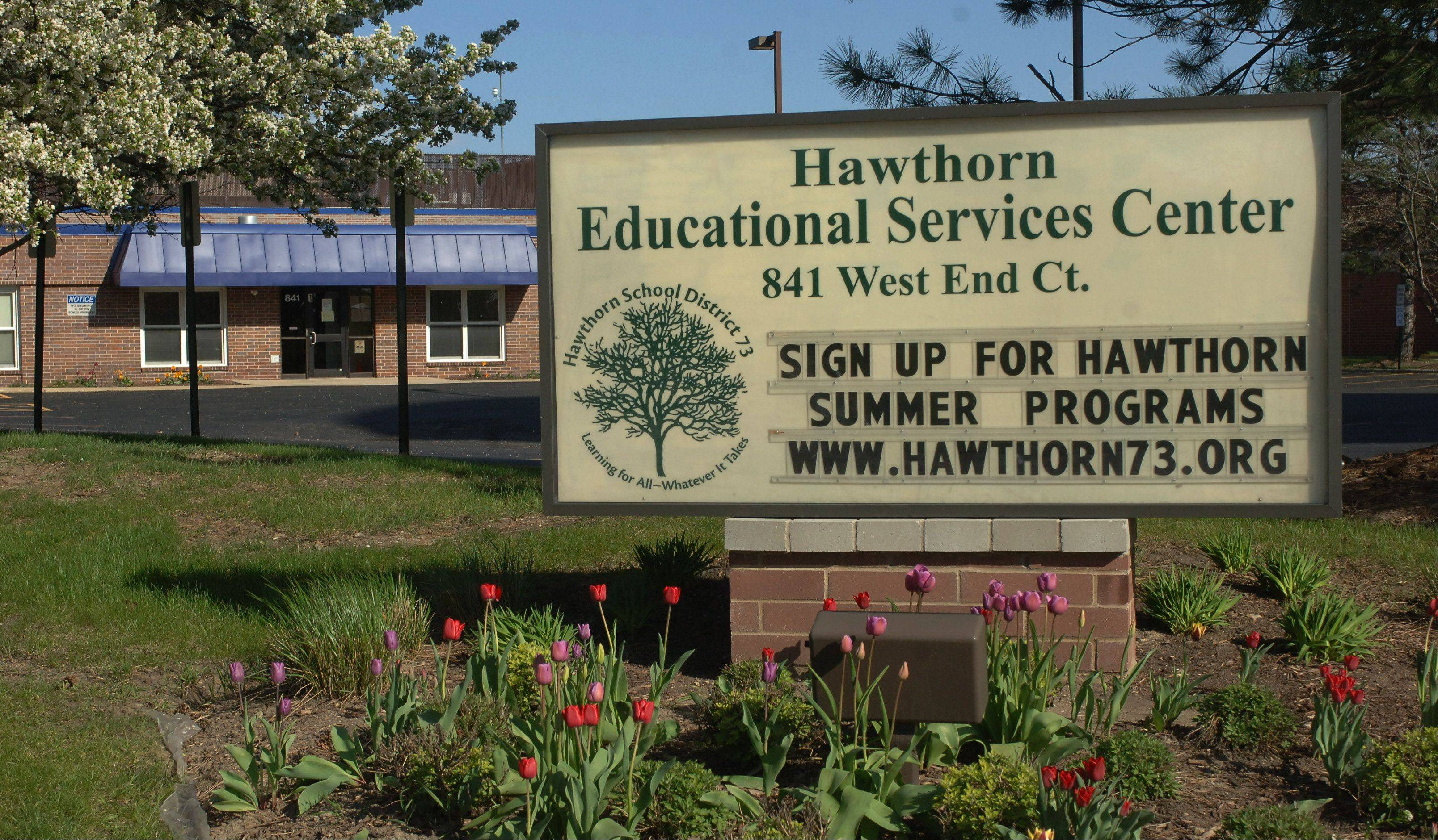 Hawthorn Elementary District 73 in Vernon was charged $231,466 in state penalties for giving some teachers and administrators raises over 6 percent, triggering higher future pension costs.