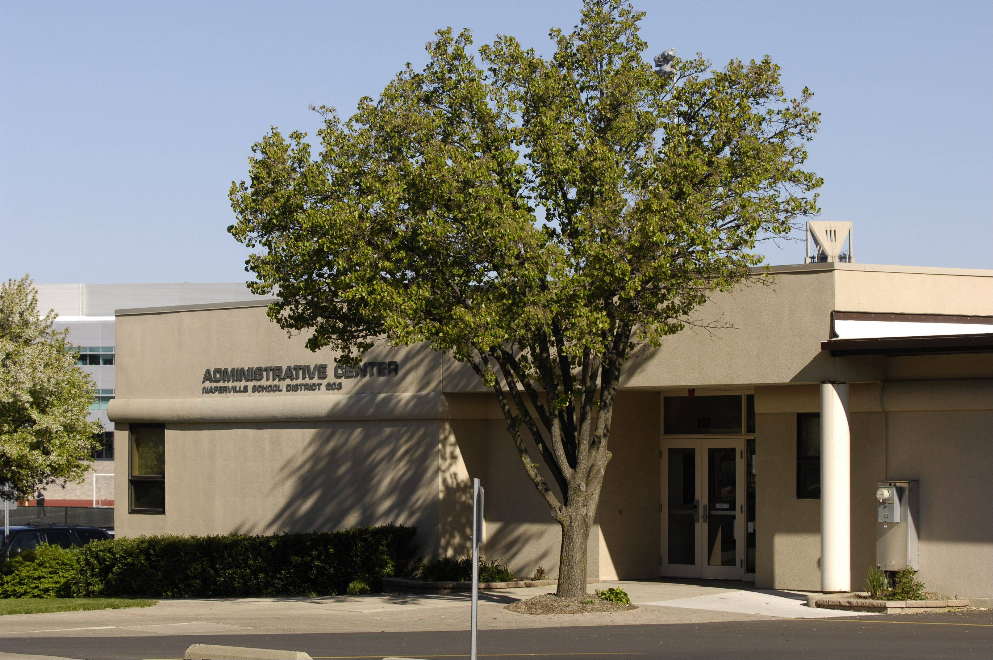 Naperville Unit District 203 was charged $146,649 in state penalties for giving some teachers and administrators raises over 6 percent, triggering higher future pension costs.