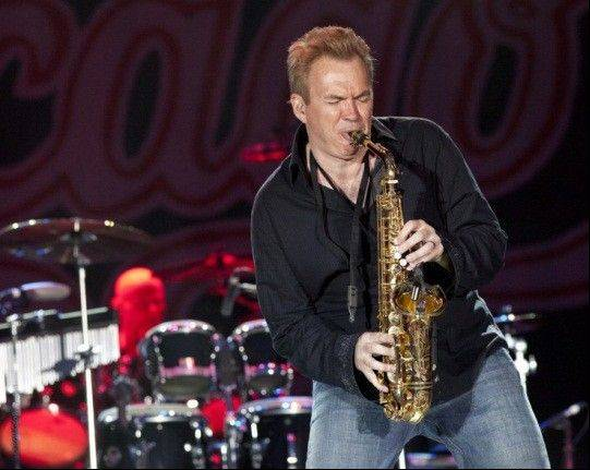 Saxophonist Ray Herrmann will be the guest artist at Elgin Community College's JazzFest on Monday, April 16