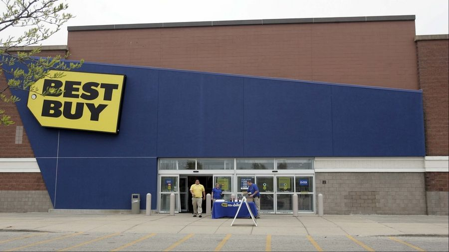 Best Buy closes stores in Addison, West Dundee