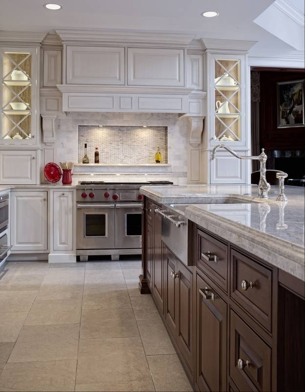 Designers earn honors for challenging kitchens that turn for Gail drury kitchen designs