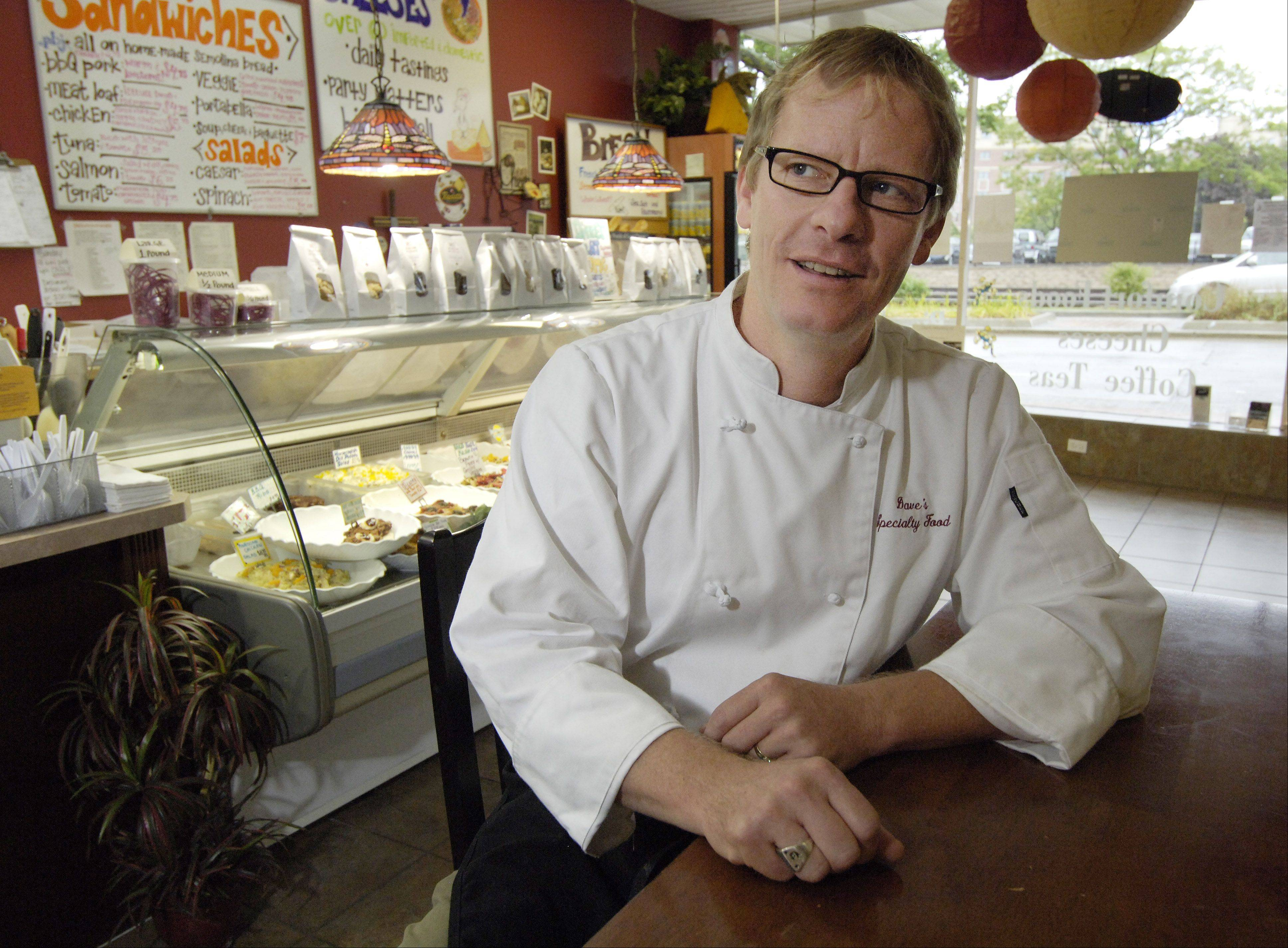 Chef Dave Esau, Dave's Specialty Foods