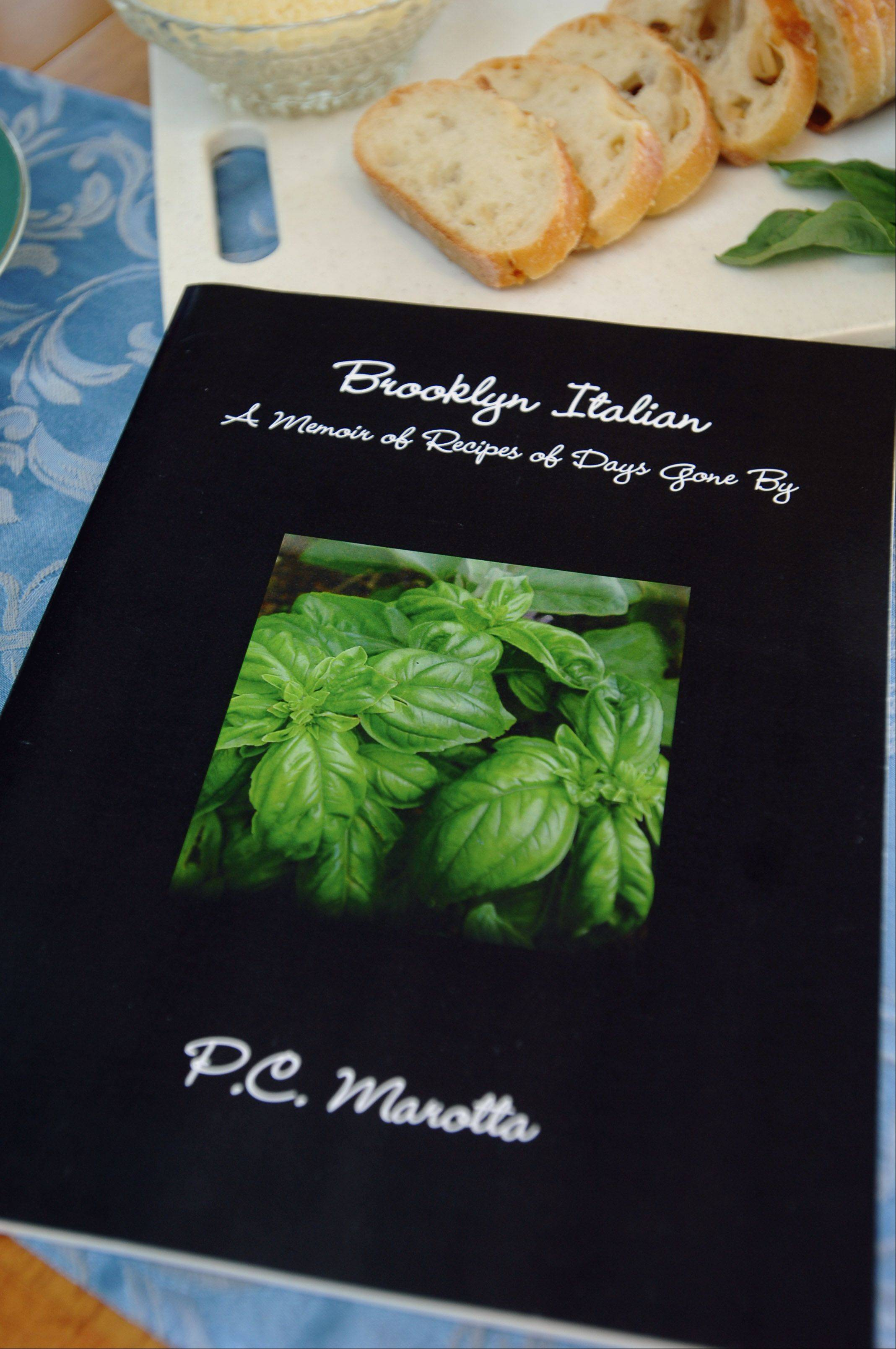 """Brooklyn Italian: A Memoir of Recipes of Days Gone By"" by Patrice Marotta"