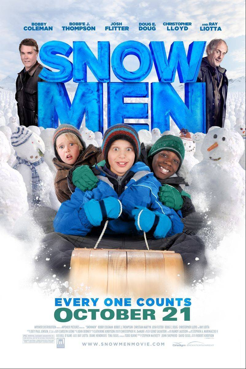 """Snowmen,"" a movie by MPower Pictures, a Hollywood movie studio owned by Glen Ellyn native John Shepherd, is now available exclusively at Wal-Mart."