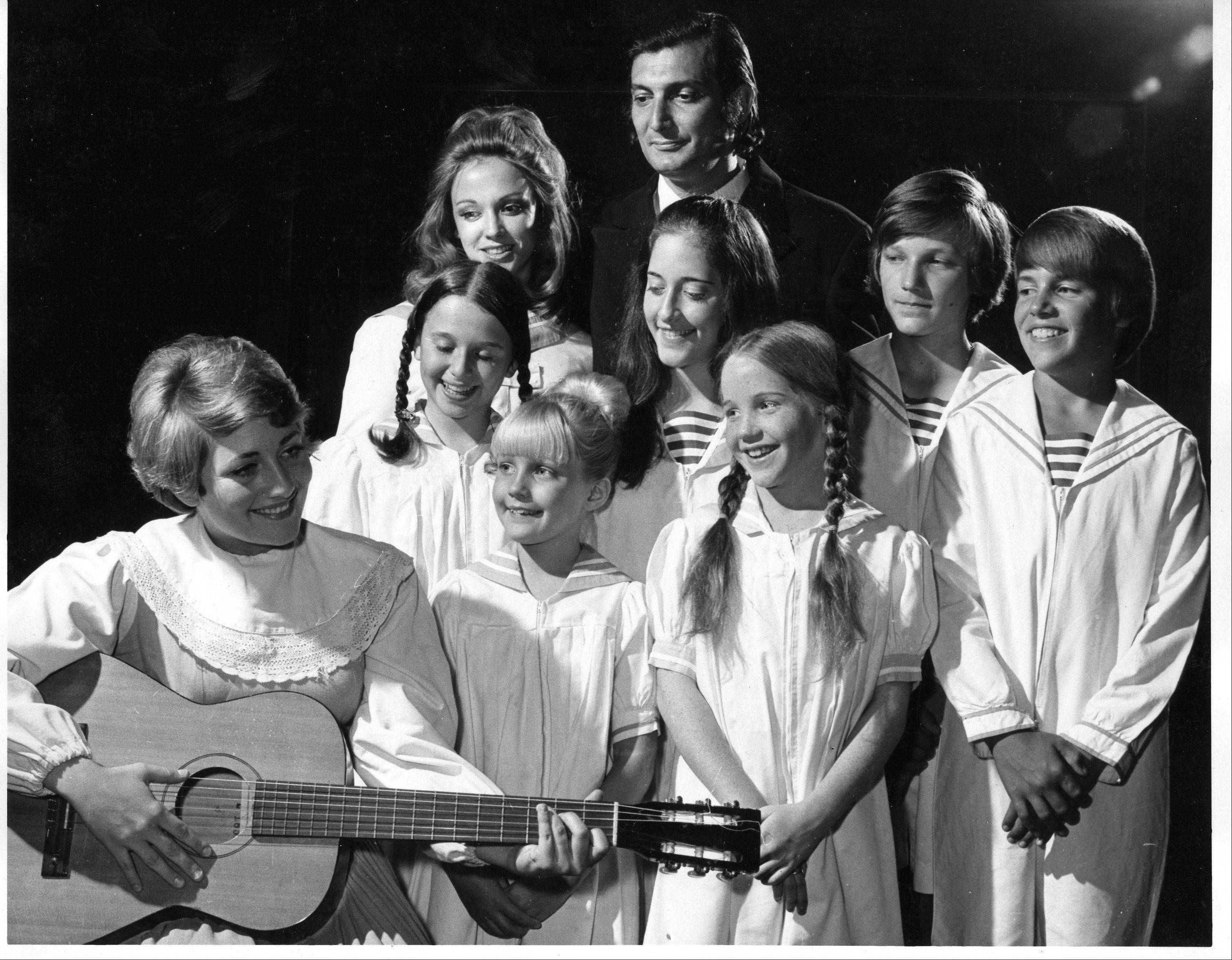 "While a freshman at Glenbard South High School, John Shepherd played Kurt von Trapp in ""The Sound of Music"" at the now-defunct Candlelight Dinner Playhouse in Summit."