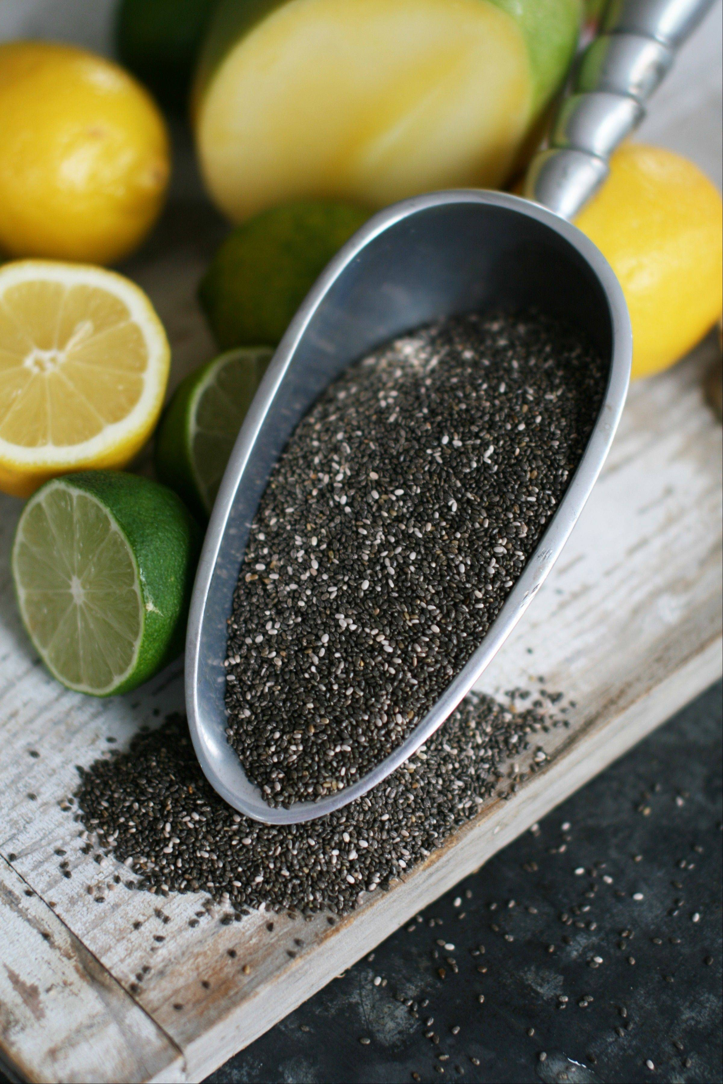 Chia seeds not just