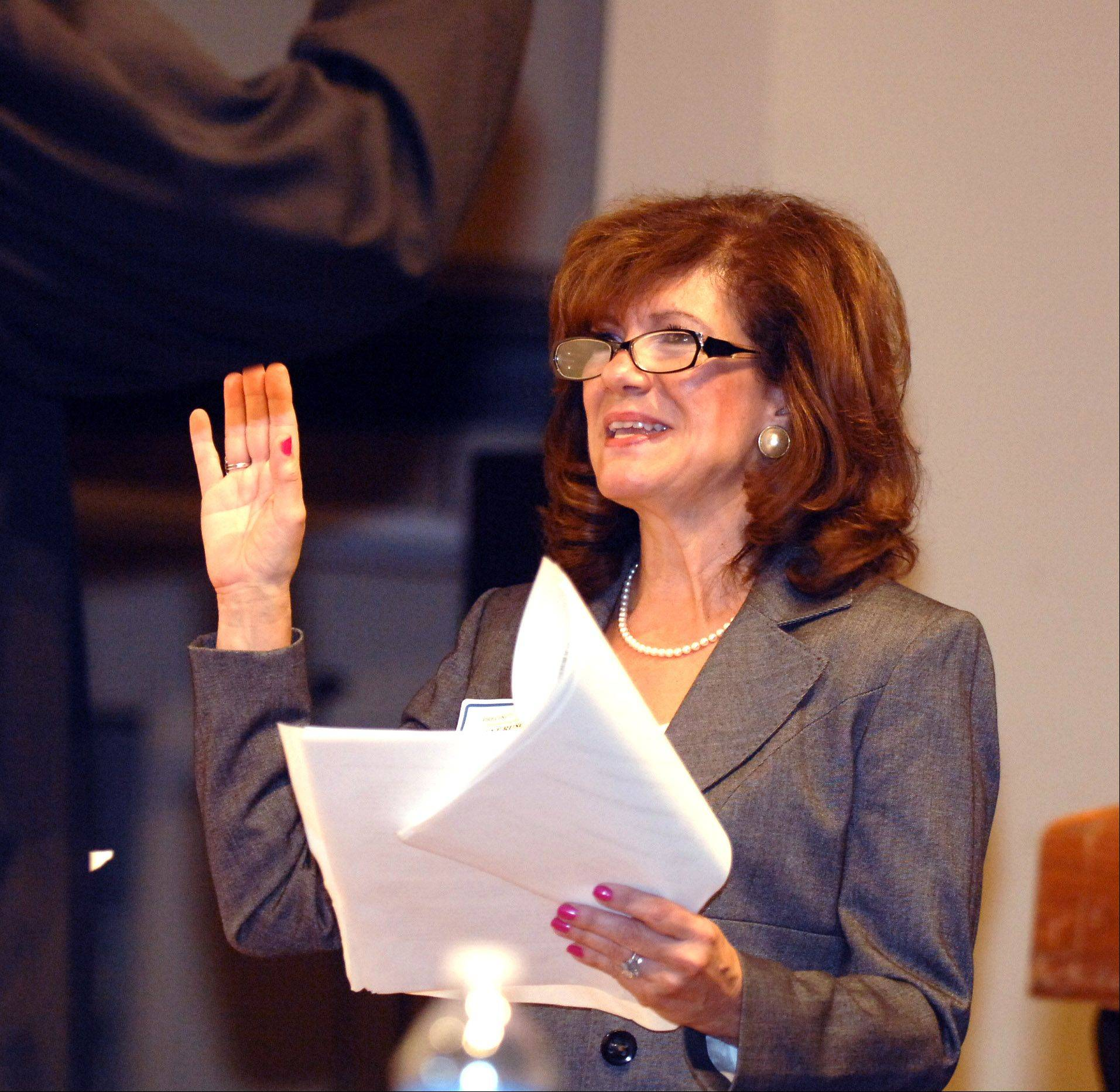 DuPage GOP elects first female leader