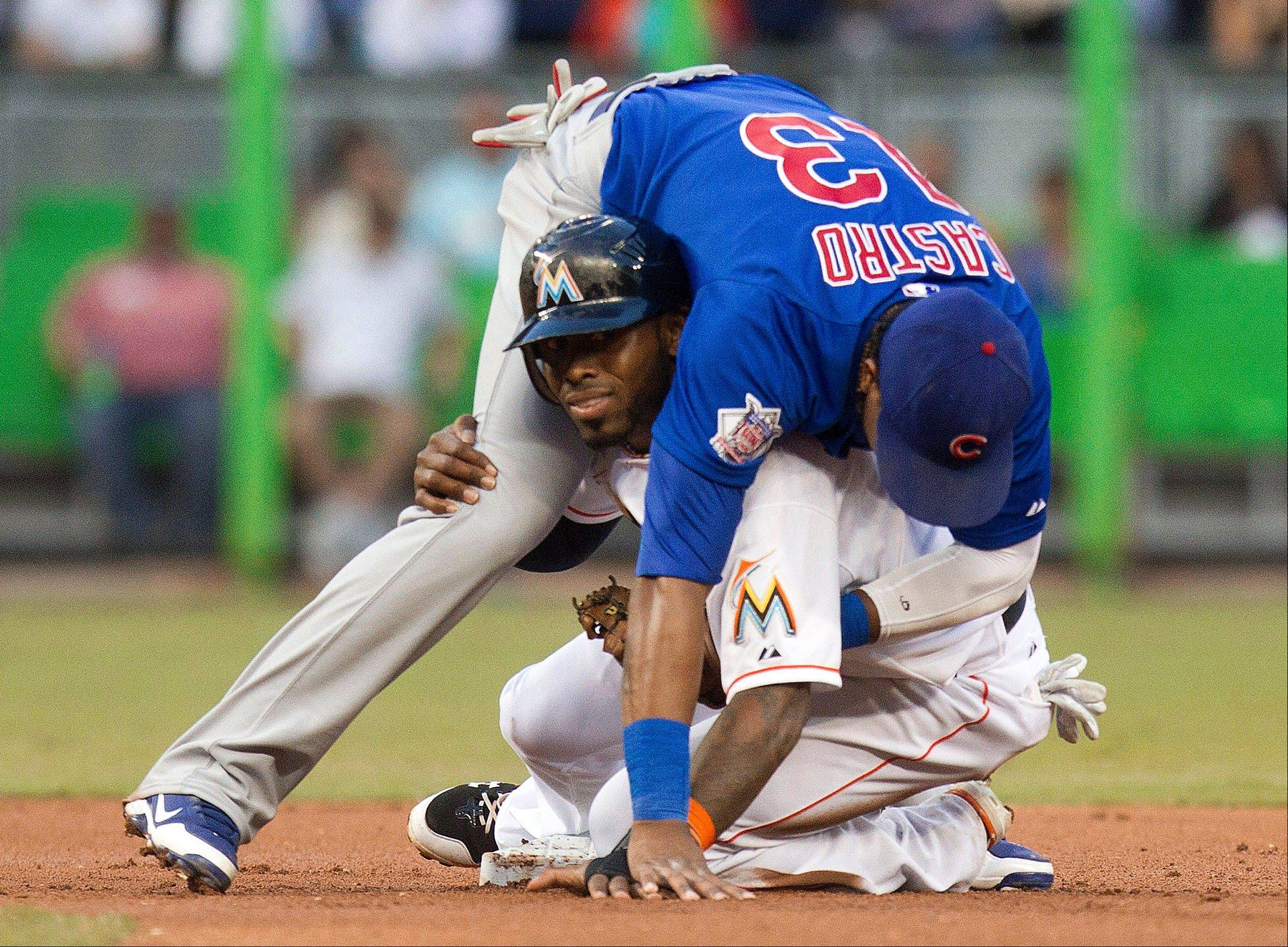 Cubs no match for Buehrle, Marlins
