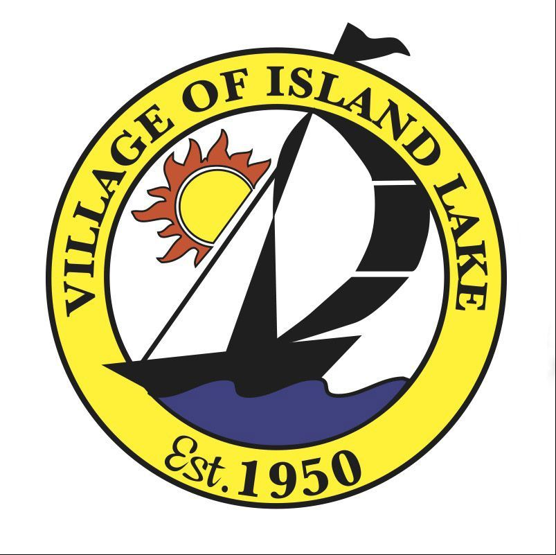 In their efforts to improve Island Lake's image, village officials have adopted a new town seal.