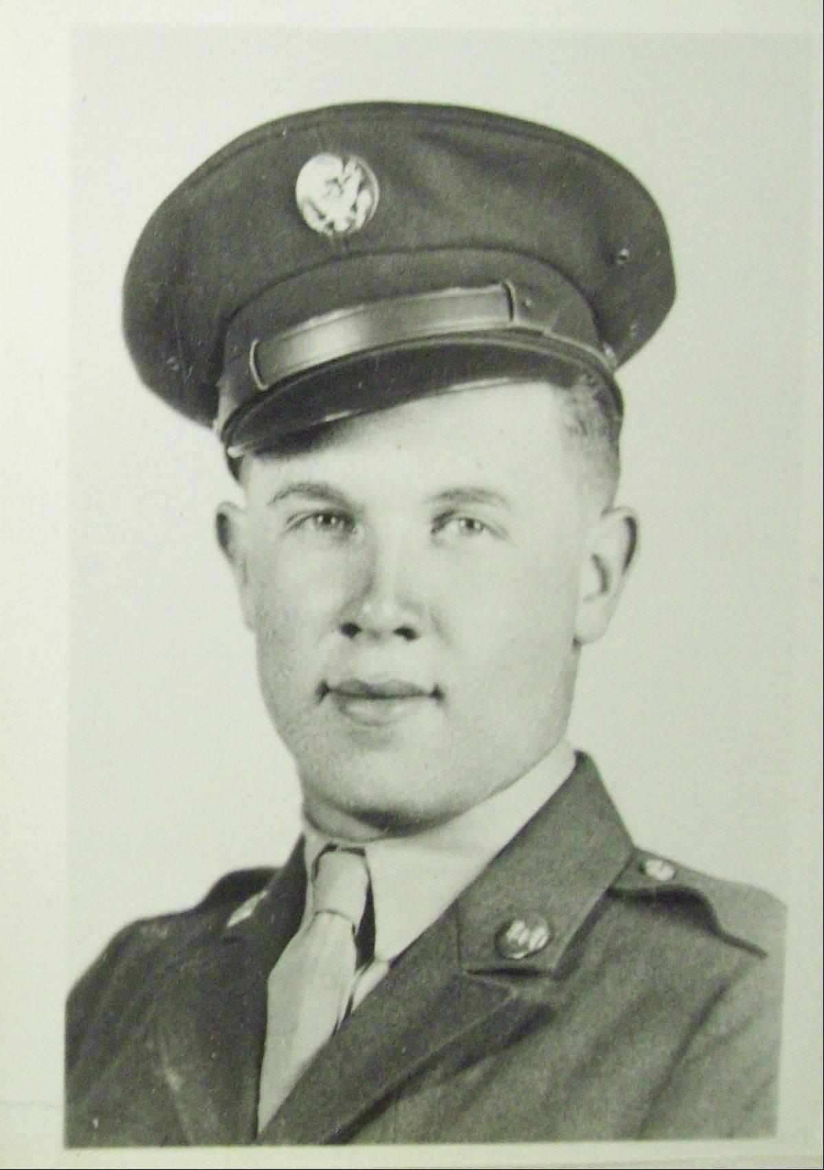 Ernie Reynolds enlisted in the armed services in 1943 and served with the 249th Combat Engineers Battalion, which later became part of General Patton's Third Army.