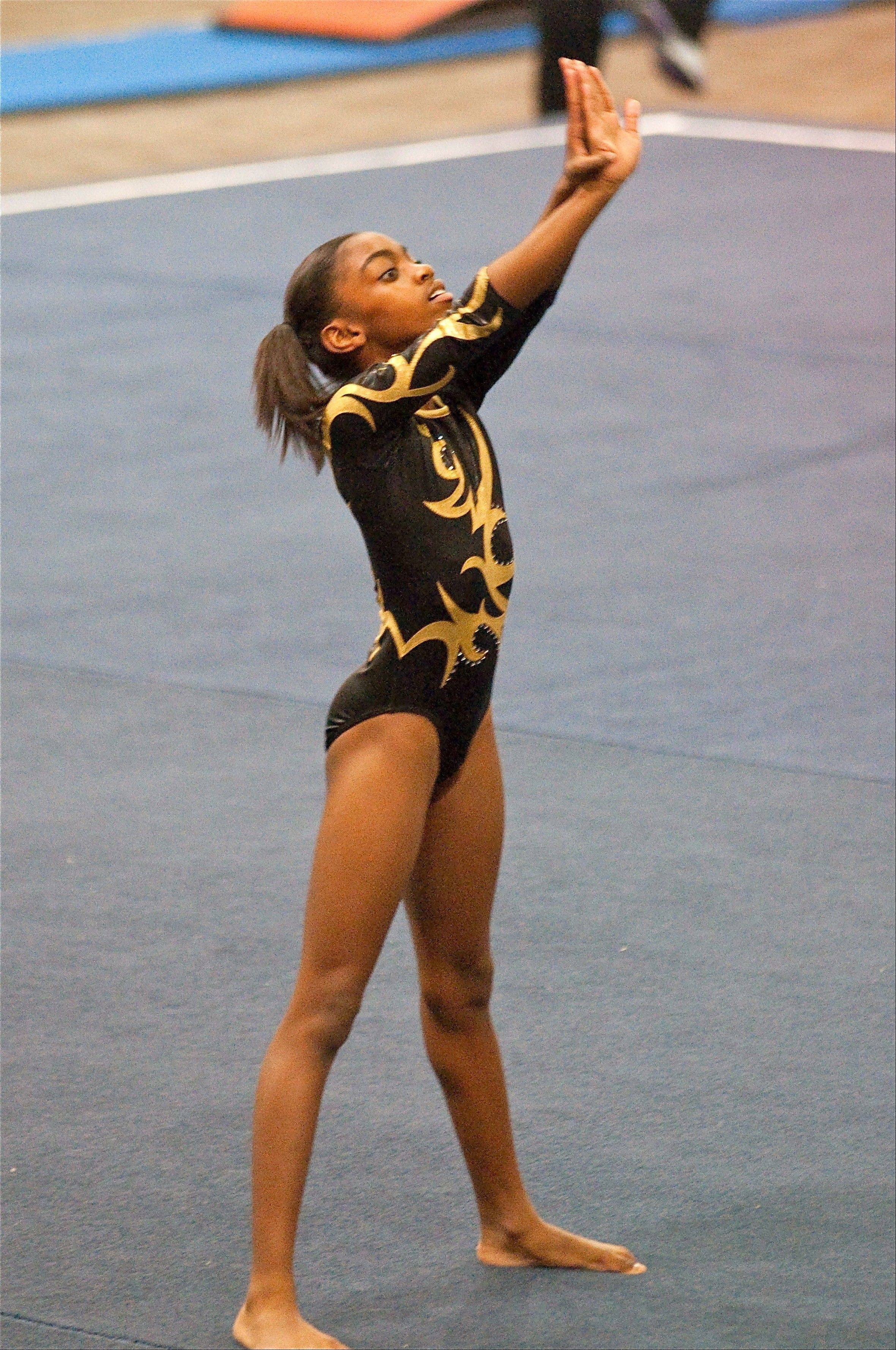 Firsts Just Keep On Coming For Ultimate Gymnasts