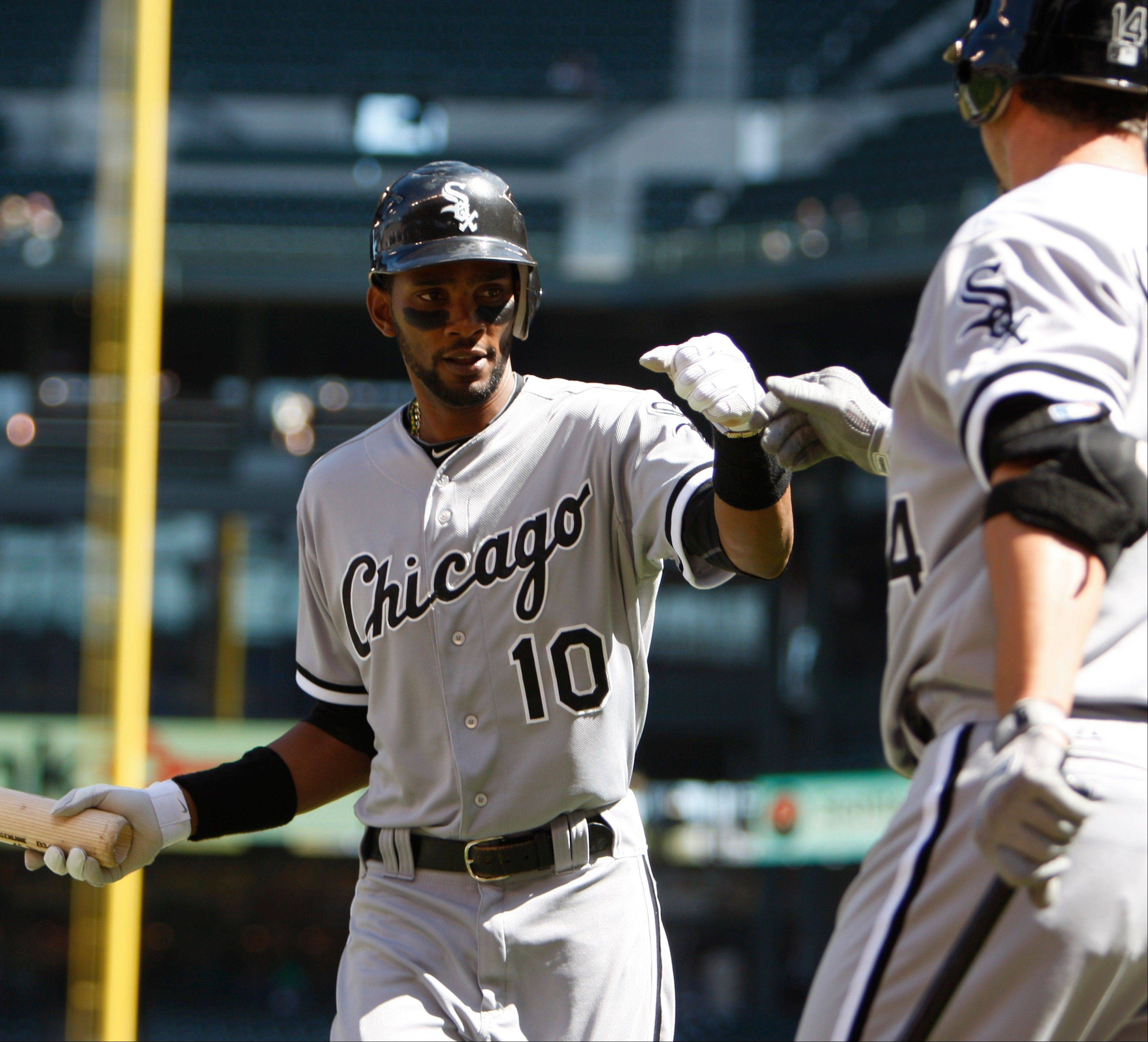 Sox sweep Mariners in Seattle