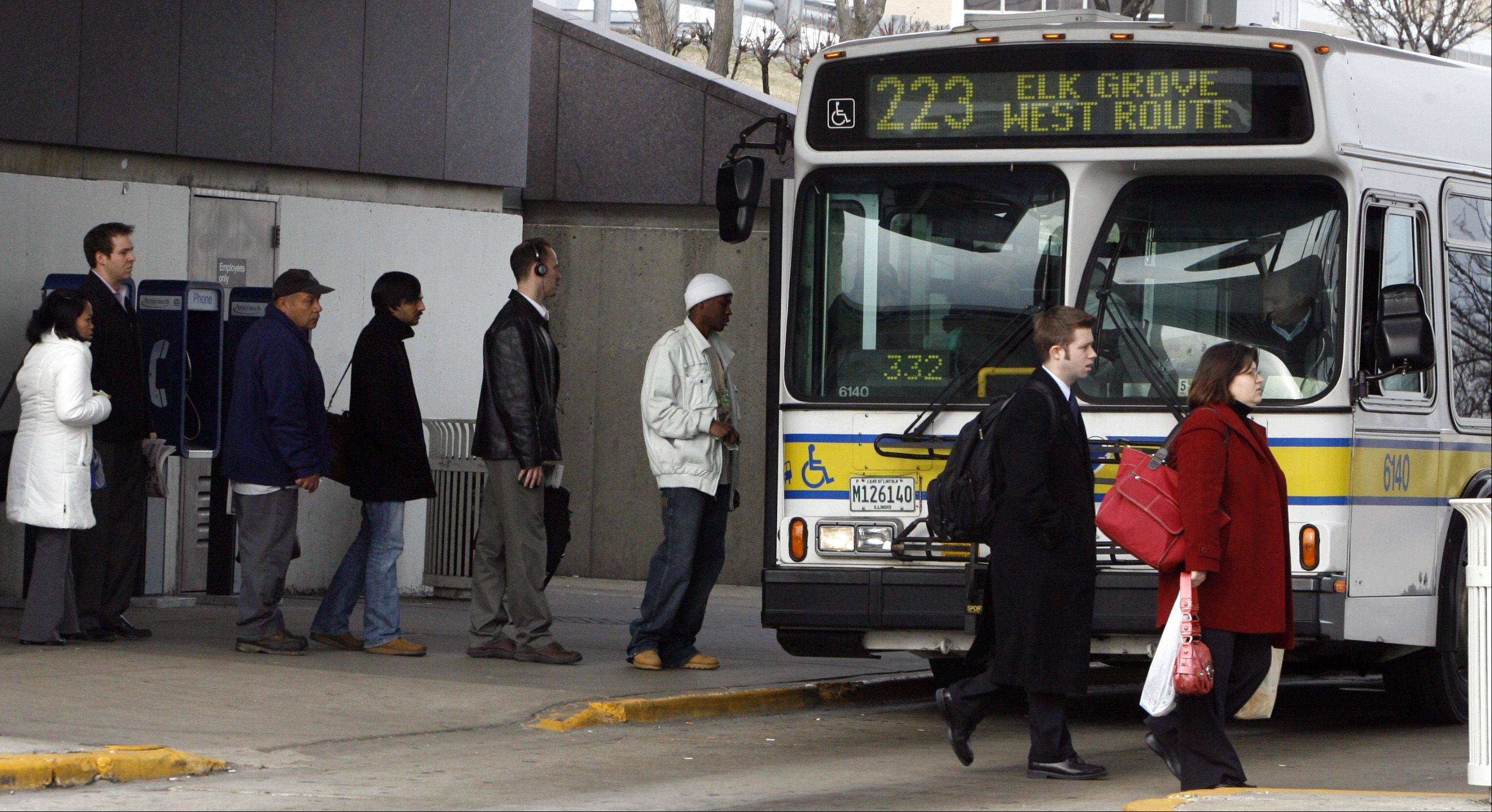 Transportation leaders gathered Monday to discuss how to pay for better transit and roads.