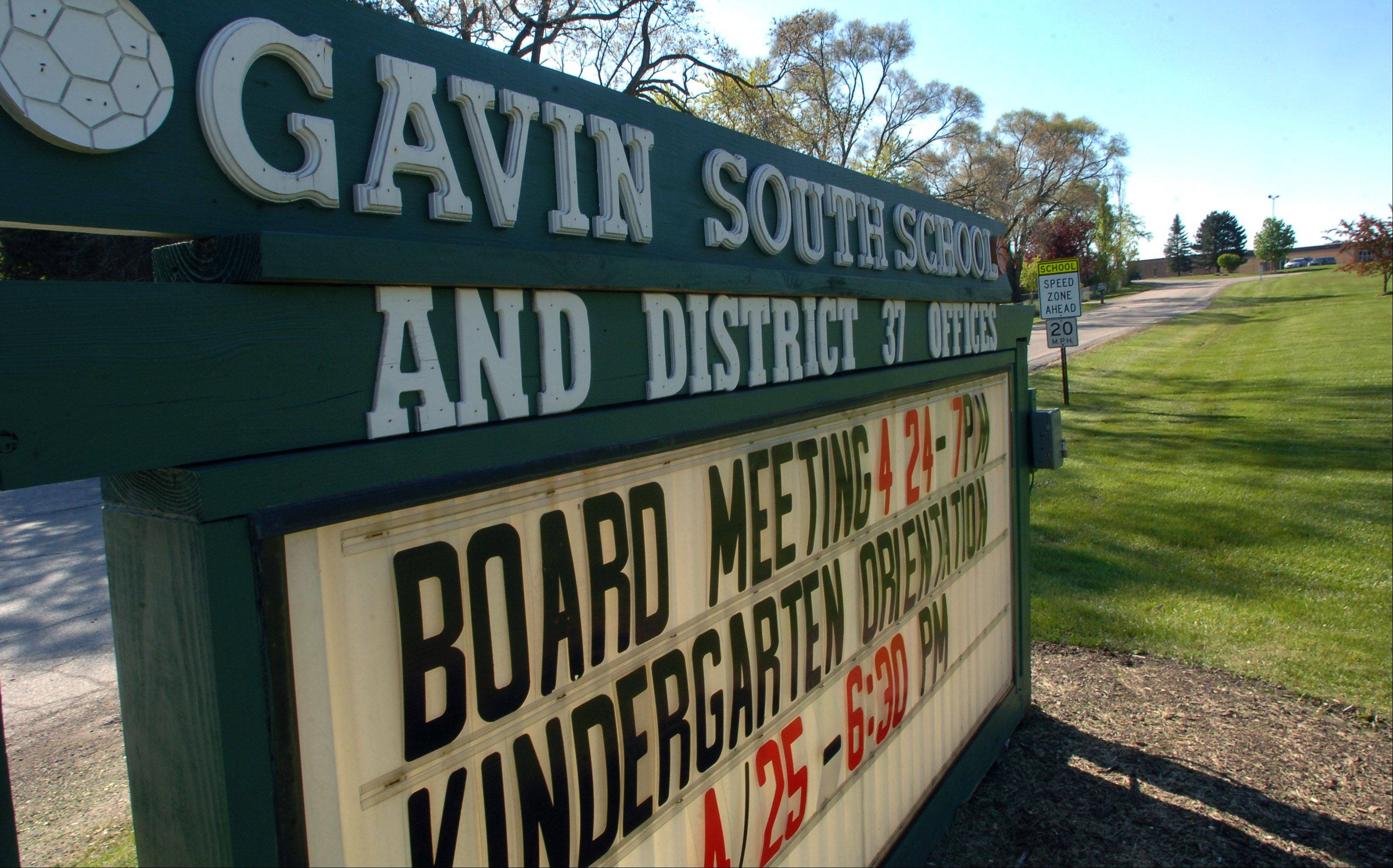 Gavin District 37 borrows money from a neighbor to the south