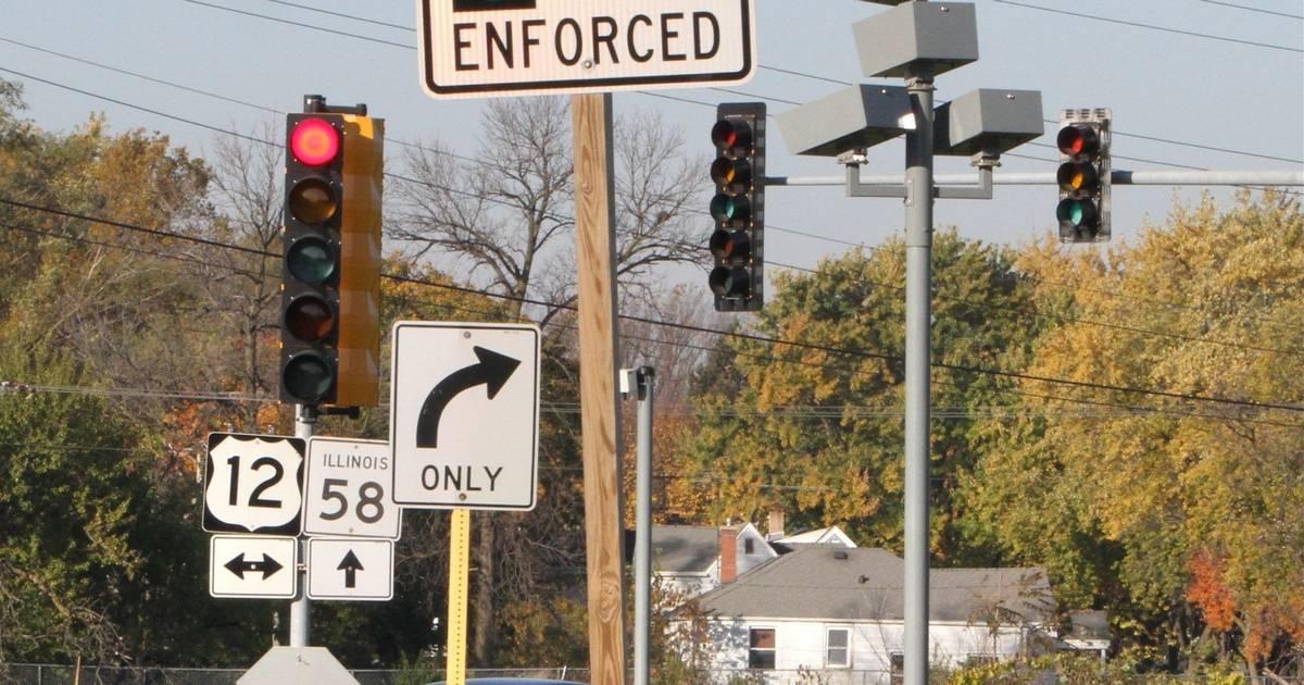 Red Light Violation Illinois Decoratingspecial Com