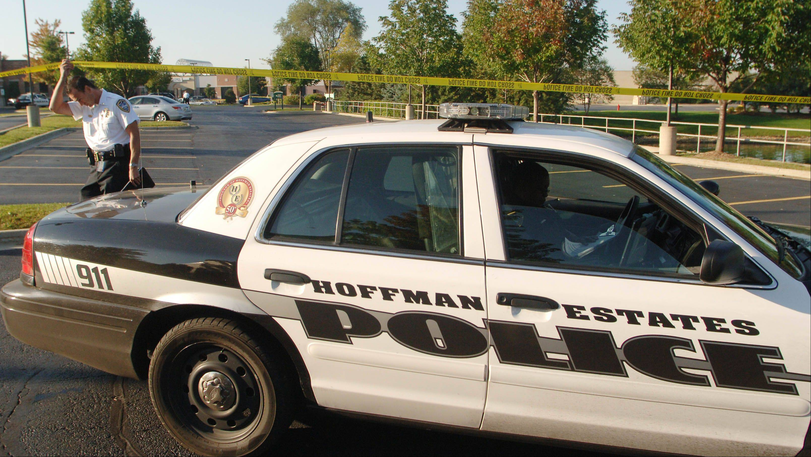 Hoffman Estates police officers average a salary of more than $89,000 a year, the highest among 77 suburban communities surveyed.