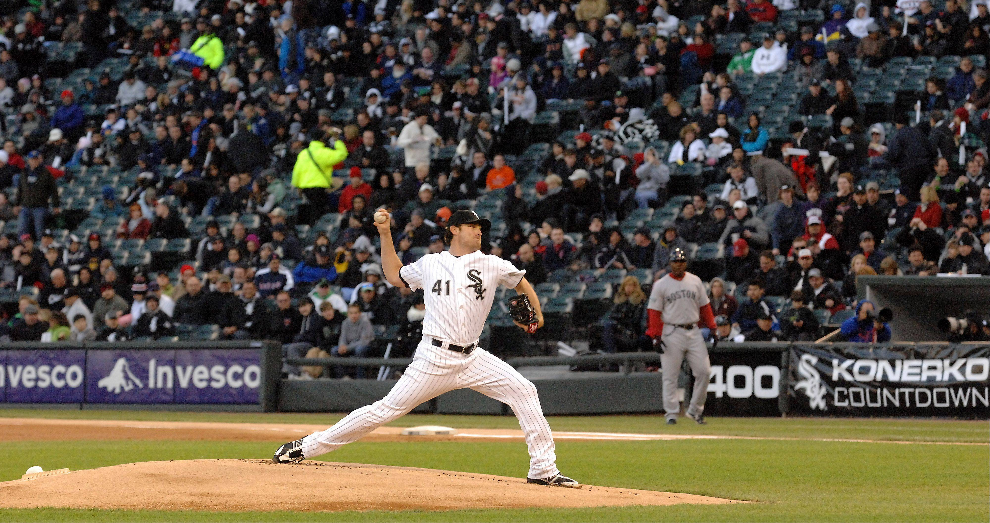Images: White Sox vs. Red Sox
