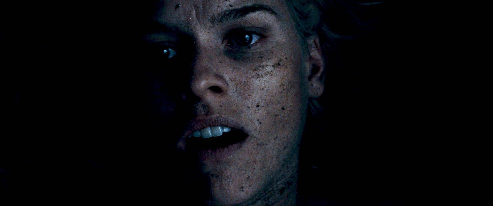 "Emily (Alice Eve) becomes part of a deadly Edgar Allan Poe story in the period thriller ""The Raven."""