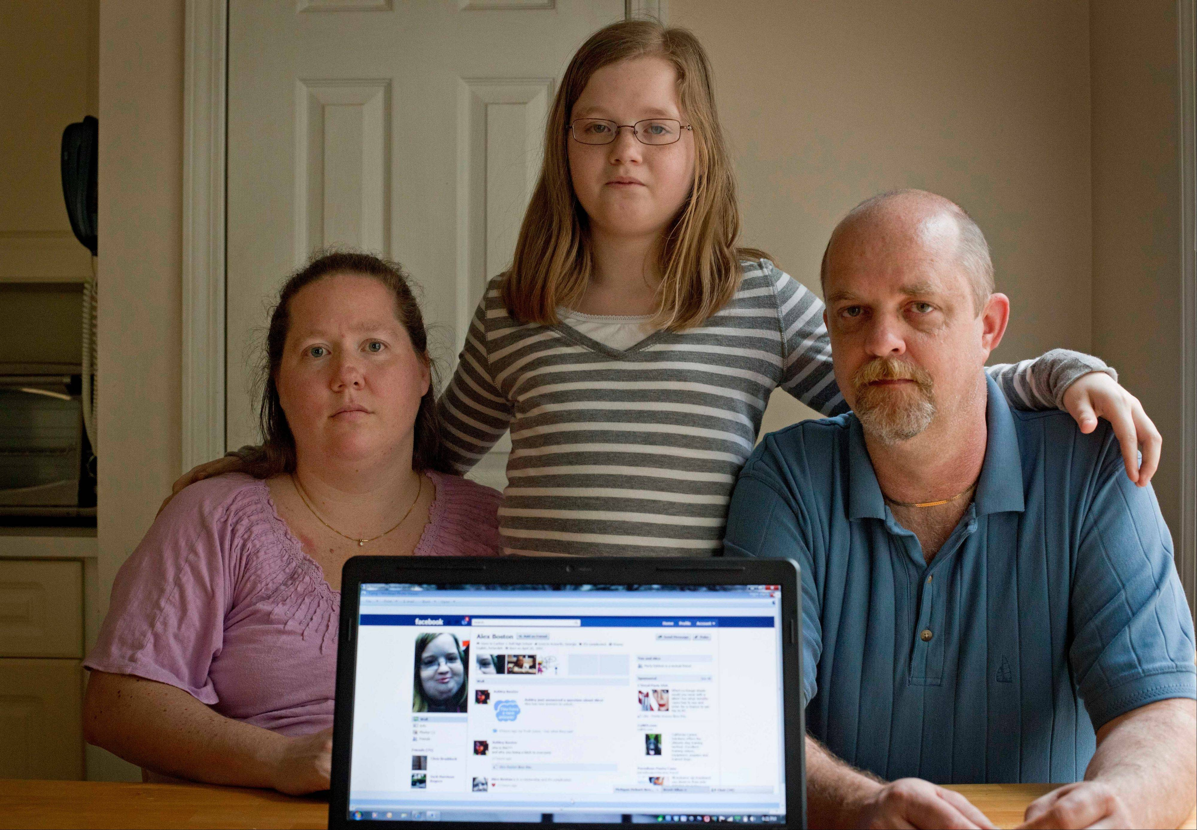 Pictures of cyberbullying victims