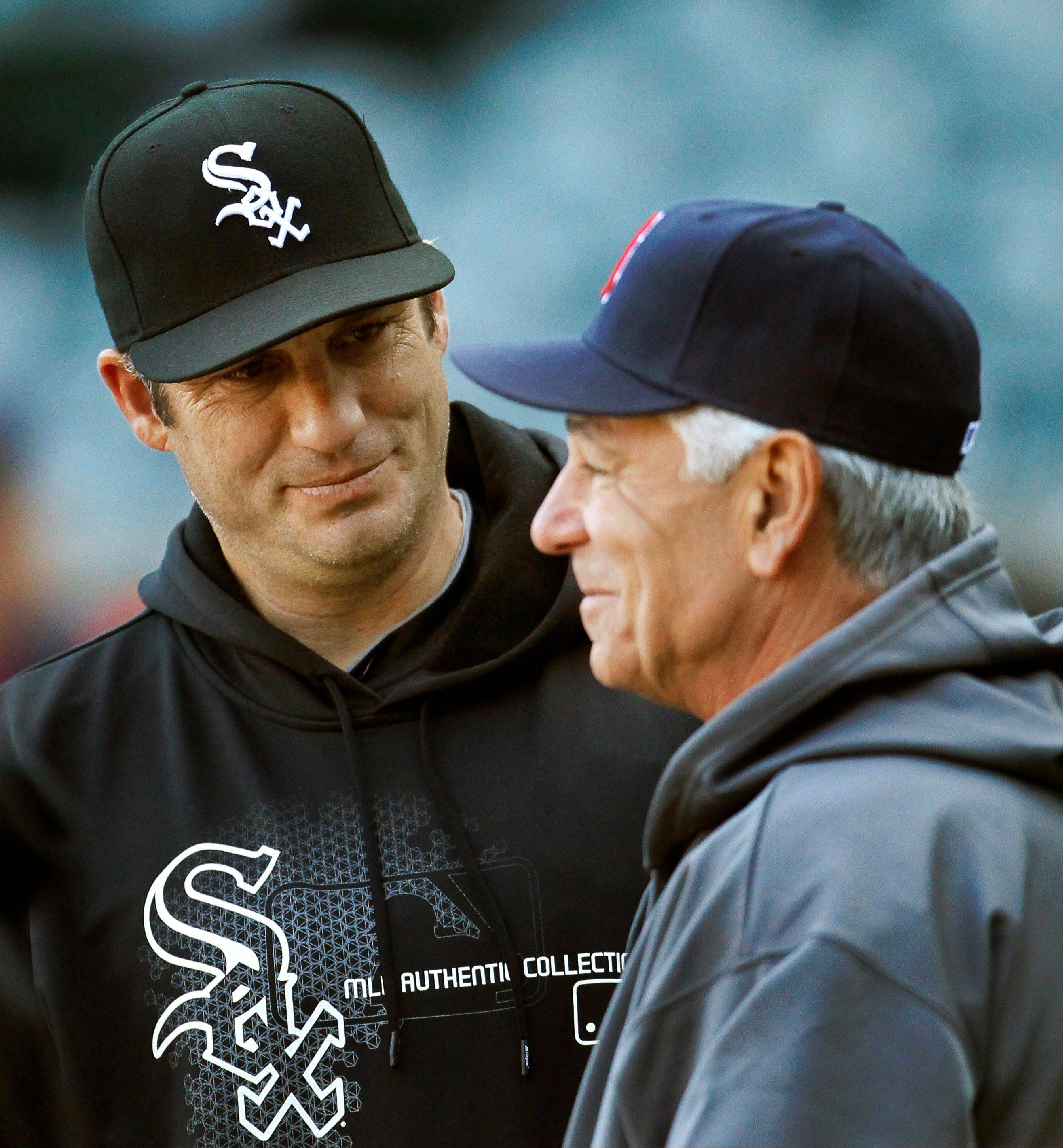Matt Spiegel has a few concerns about all the calls for bunts that White Sox manager Robin Ventura called this past week. Ventura and Boston manager Bobby Valentine finish up their four-game series Sunday at U.S. Cellular Field.