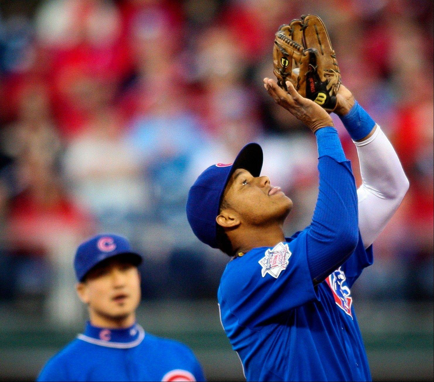 Would Cubs game be more interesting to watch this season if one camera followed every movement and breath of shortstop Starlin Castro? Matt Spiegel thinks so. Watching to see the growth in Castro's development is one of the few intriguing aspects to what could be a 95-loss season, Spiegel says.