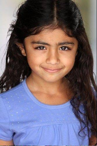 "M'Laah Kaur Singh of Naperville will make her movie debut with the new superhero adventure ""Marvel's The Avengers"" this week"