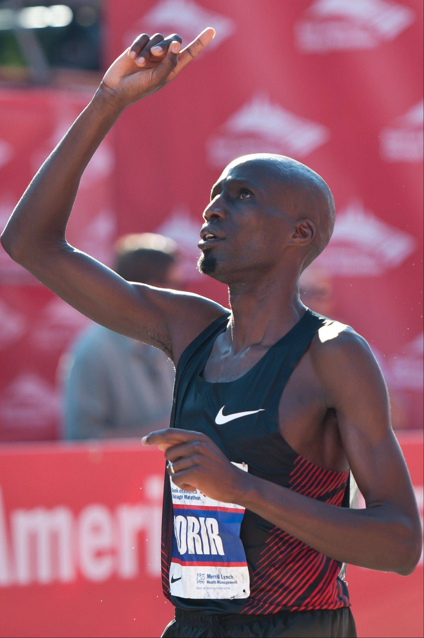 Wesley Korir, who has run well in four previous Chicago Marathons, will be back this fall to try for his first title. The Louisville-based runner from Kenya won the Boston Marathon in April and is the first elite runner to declare for the Chicago race.