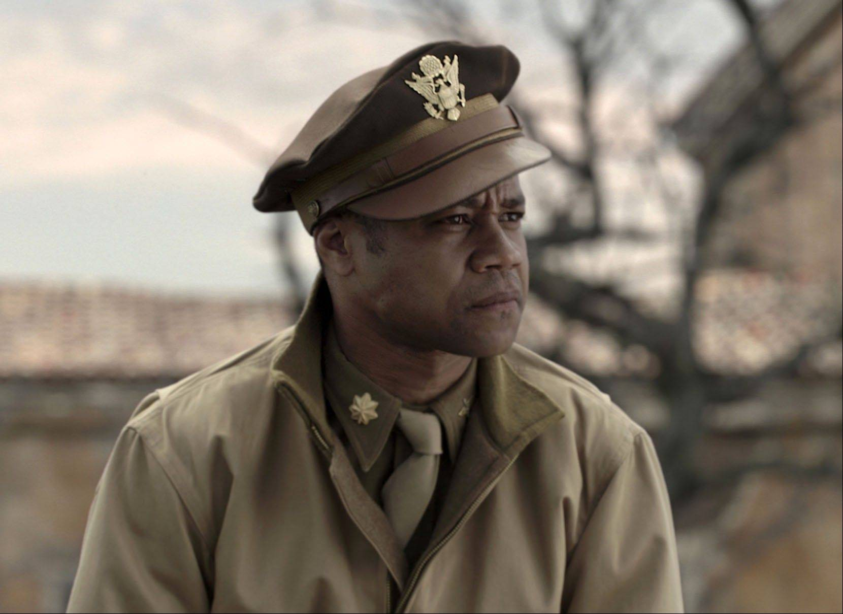 "Cuba Gooding Jr portrays Major Emmanuel Stance in ""Red Tails,"" now on DVD."