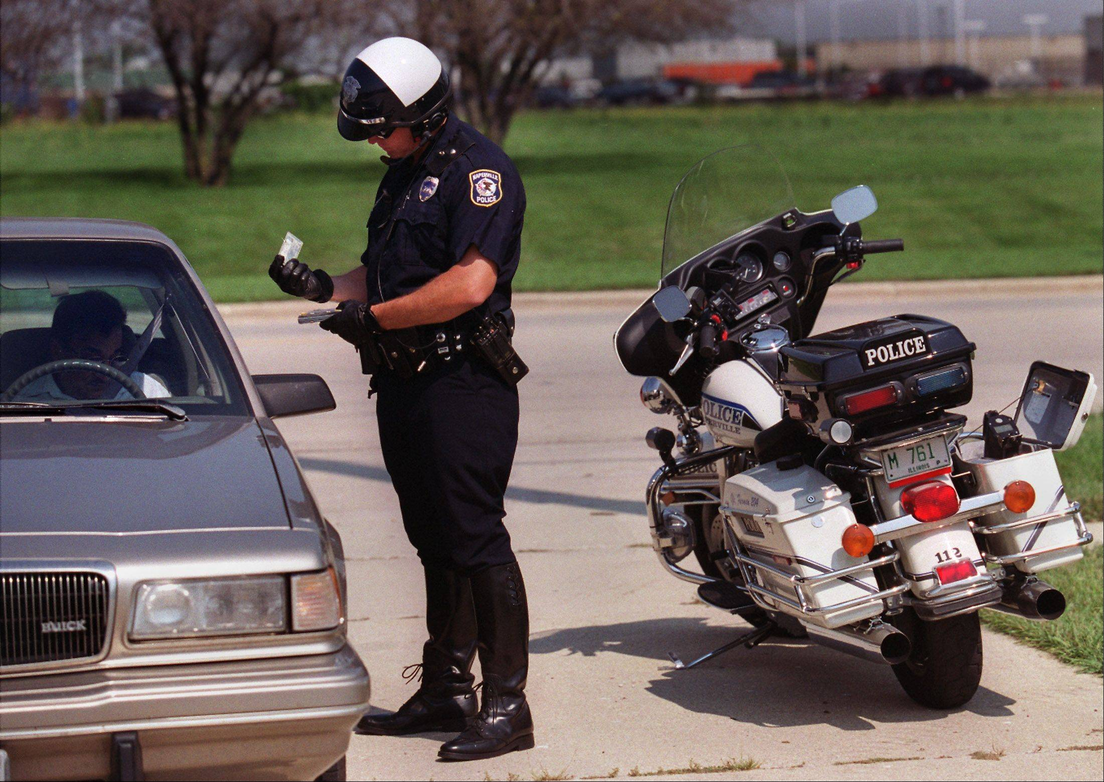 Police will be watching for motorists who break the law over the holiday weekend.