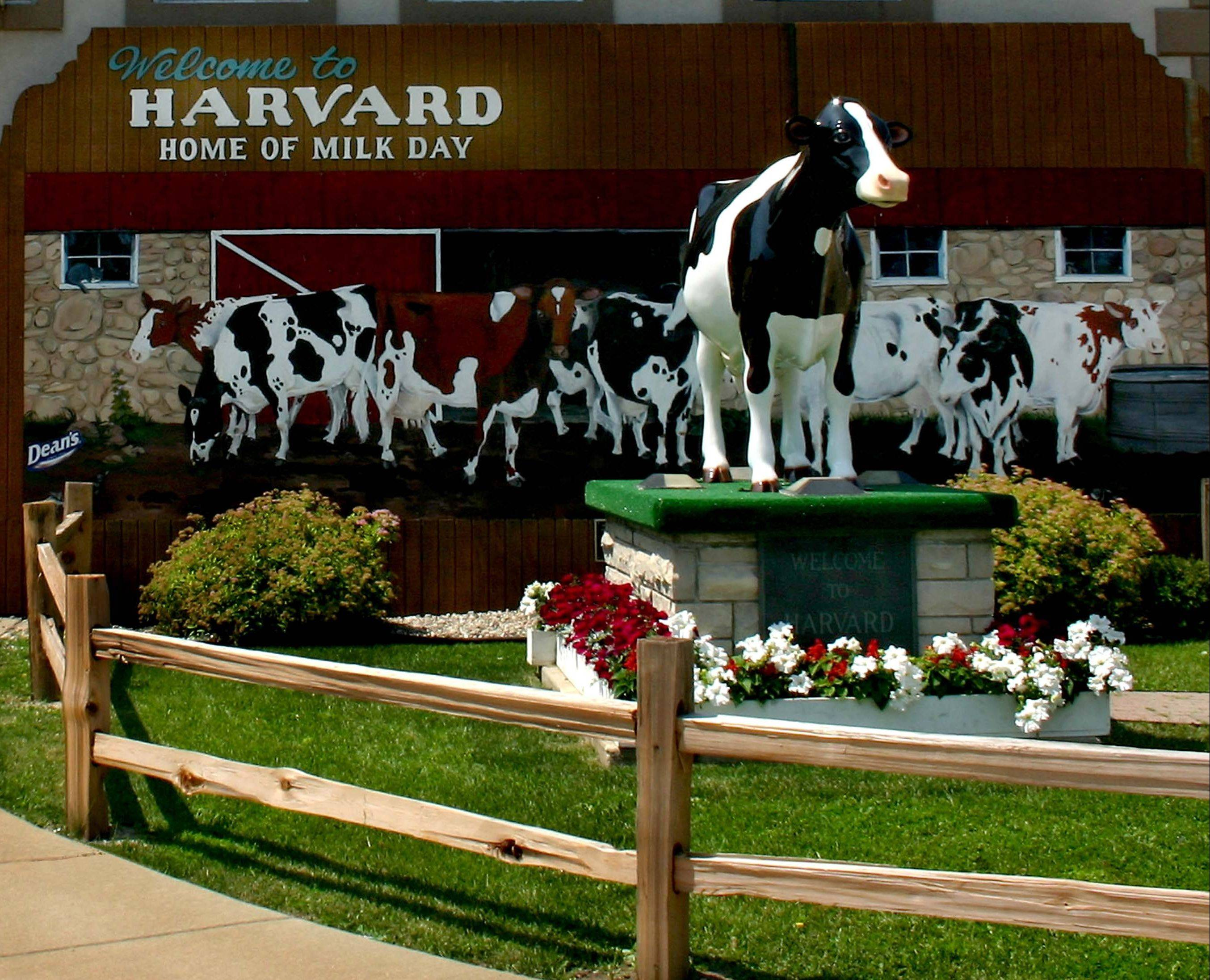 Harmilda, named for Harvard Milk Days, is the grand dame of Illinois' longest-running festival, June 1-3.