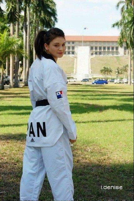 Carolena Carstens, a 16-year-old from Glen Ellyn, will represent Panama at the 2012 Summer Olympic Games in taekwondo.