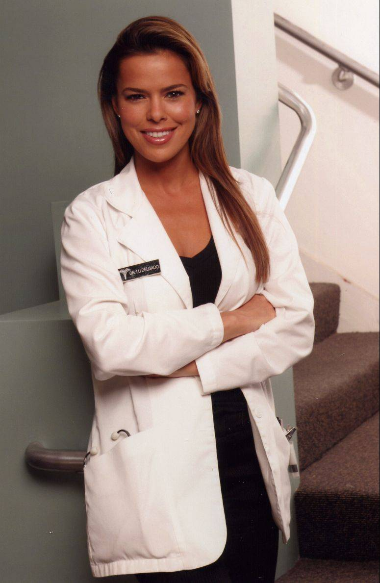 "Mount Prospect native Rosa Blasi starred in the Lifetime TV series ""Strong Medicine"" from 2000 to 2006."