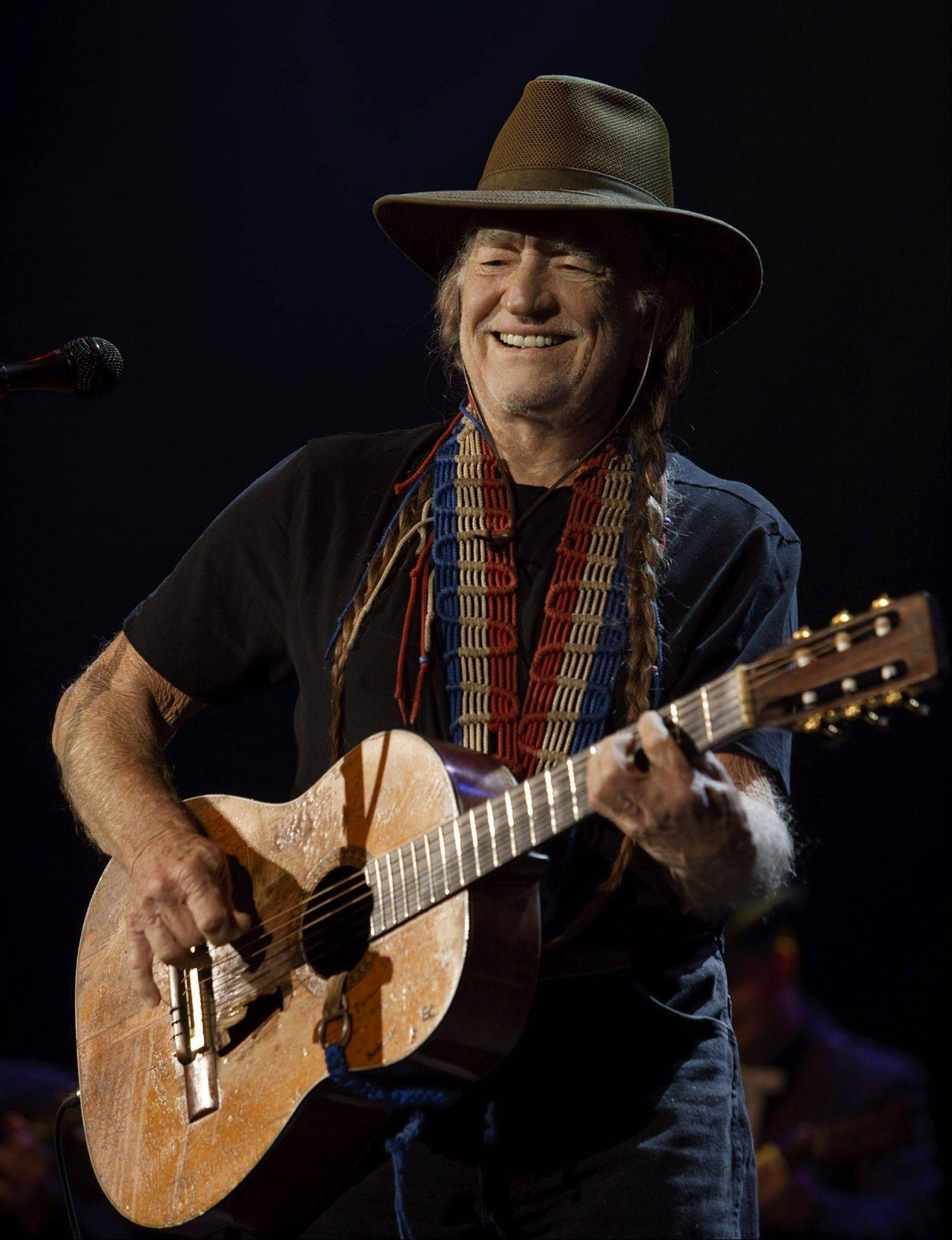 The concert Willie Nelson & Family comes to the Genesee Theatre in Waukegan.