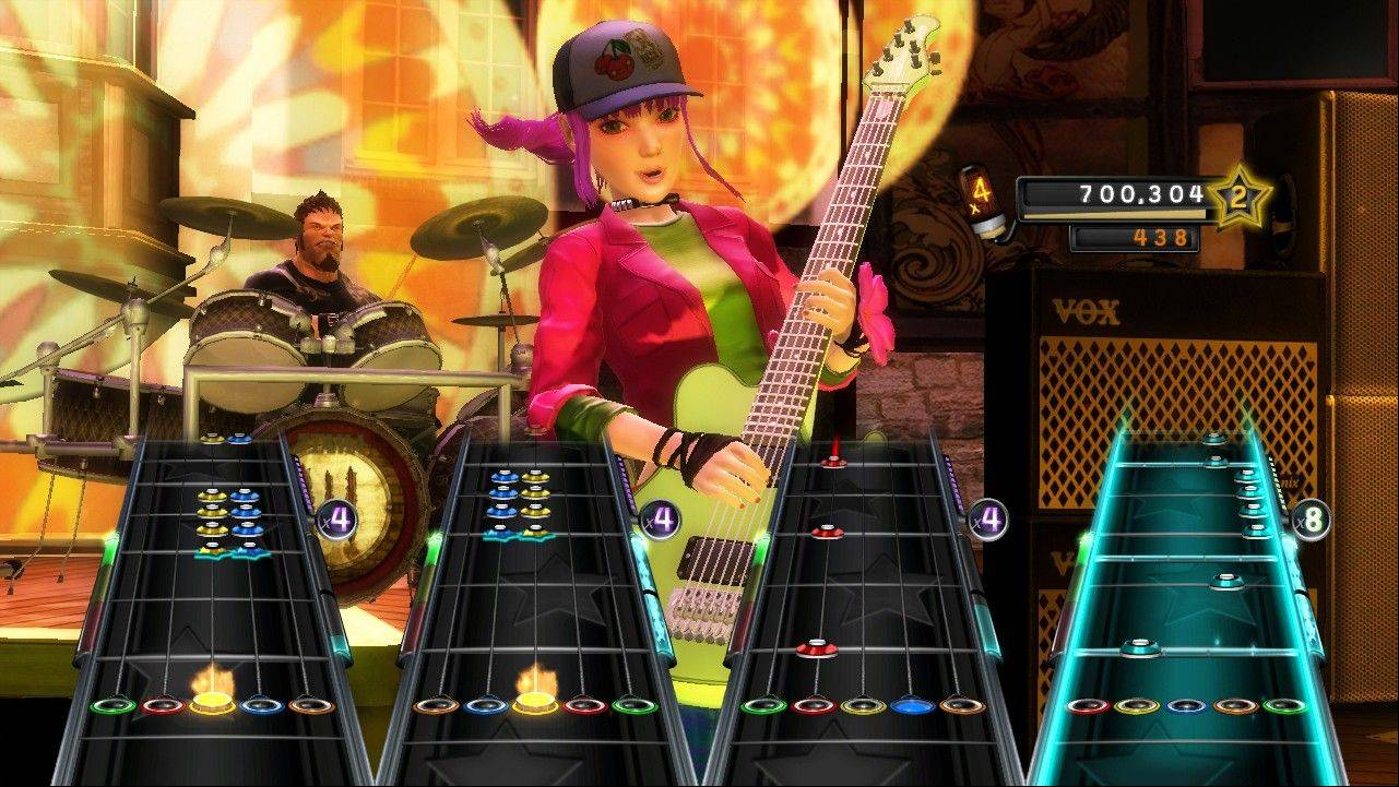 "A Los Angeles judge ruled Tuesday that the band No Doubt can argue to a jury that gaming giant Activision misused their images in the game ""Band Hero"" and breached a contract and may have committed fraud by failing to tell the band that players could use their characters to sing other artists' songs."