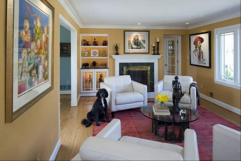 Choosing Paint Colors For Living Room   Thecreativescientist.com