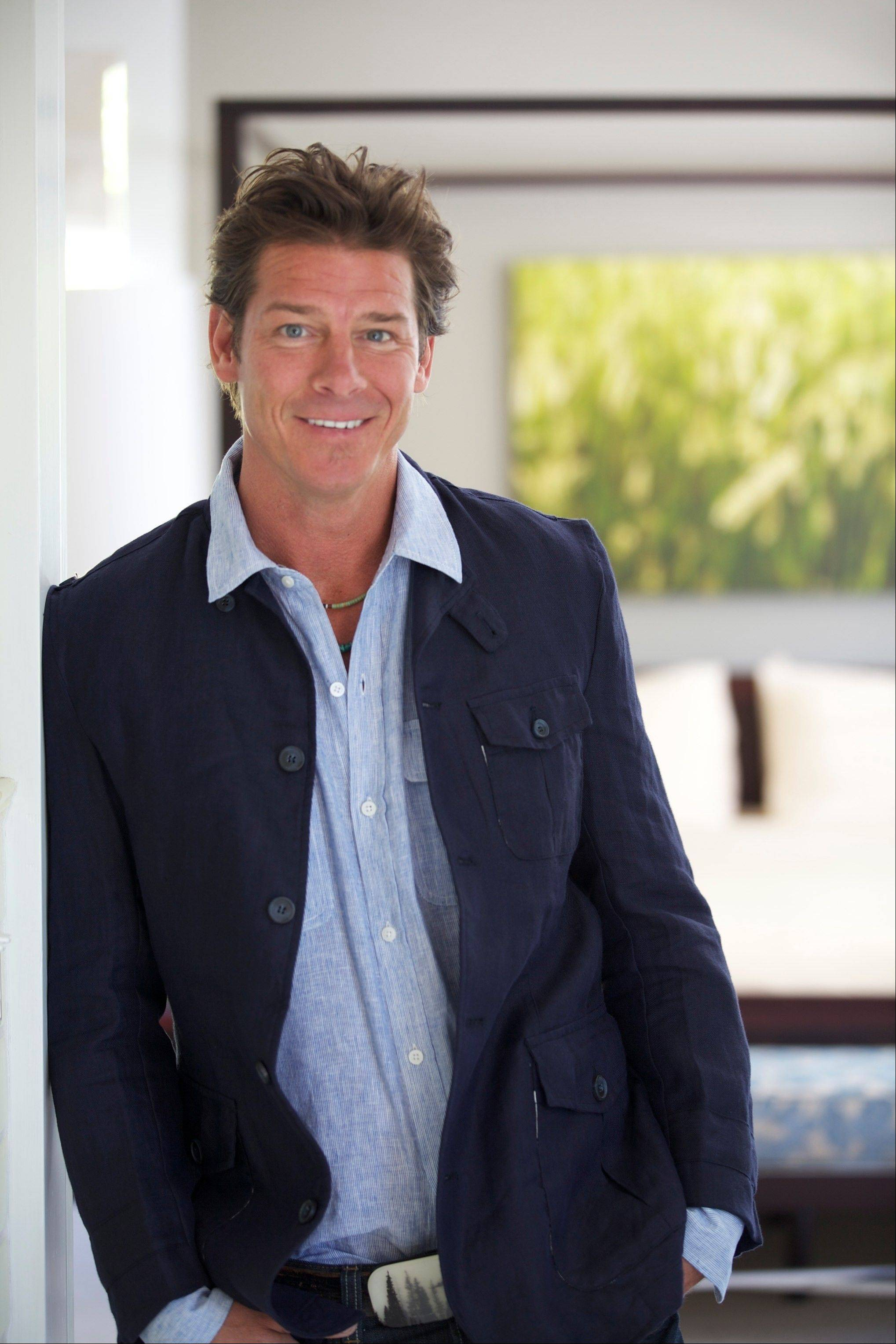 Ty Pennington to join Ribfest grillers