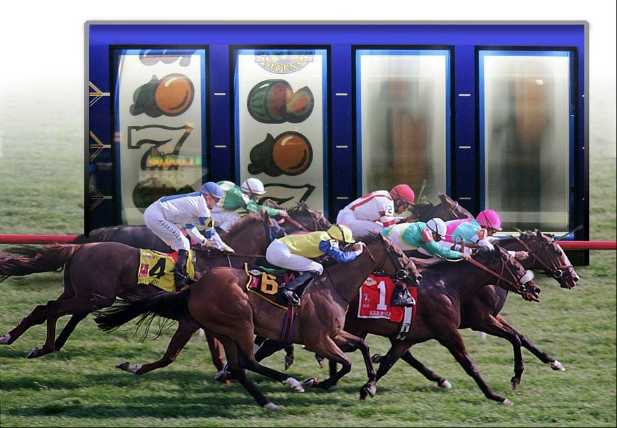 Lawmakers approved a proposal to bring slots to Arlington Park Thursday.