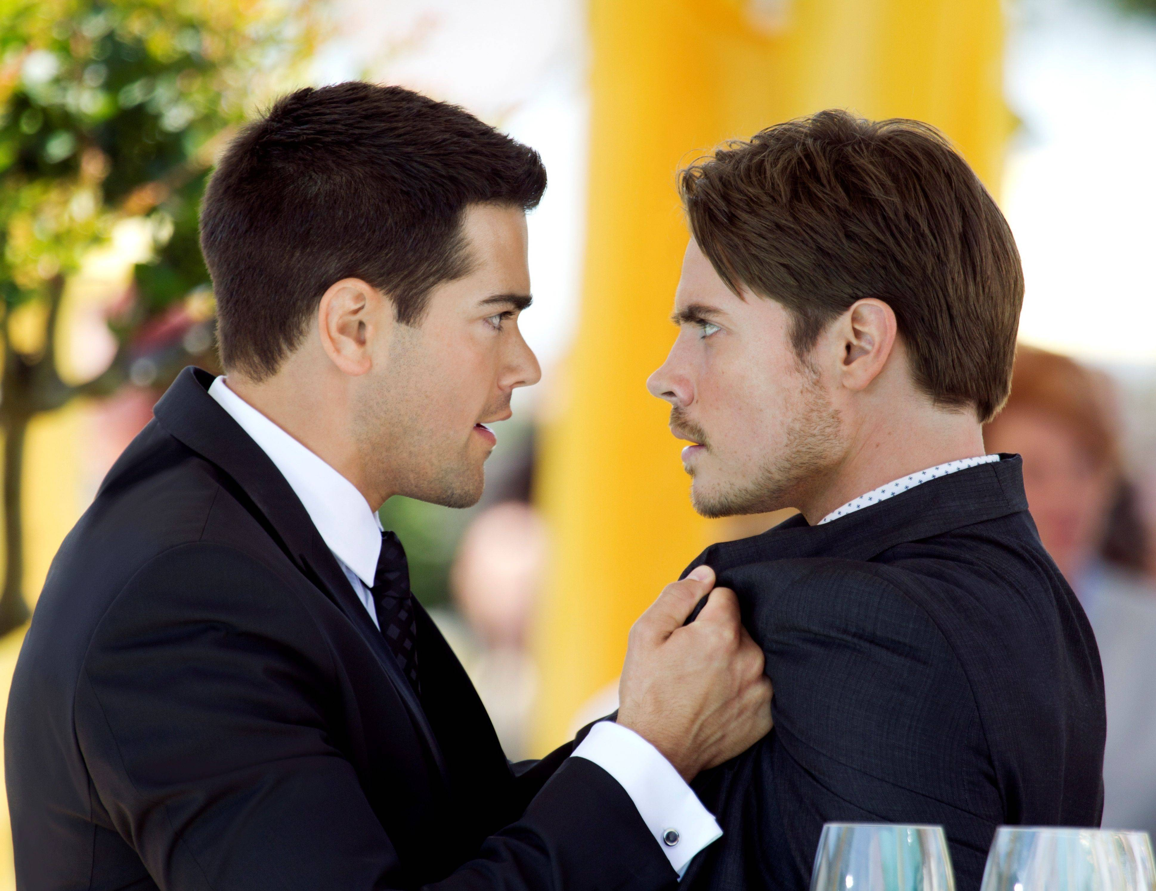 "The Ewing rivalry moves to the next generation (Jesse Metcalfe and Josh Henderson) in TNT's new ""Dallas."""