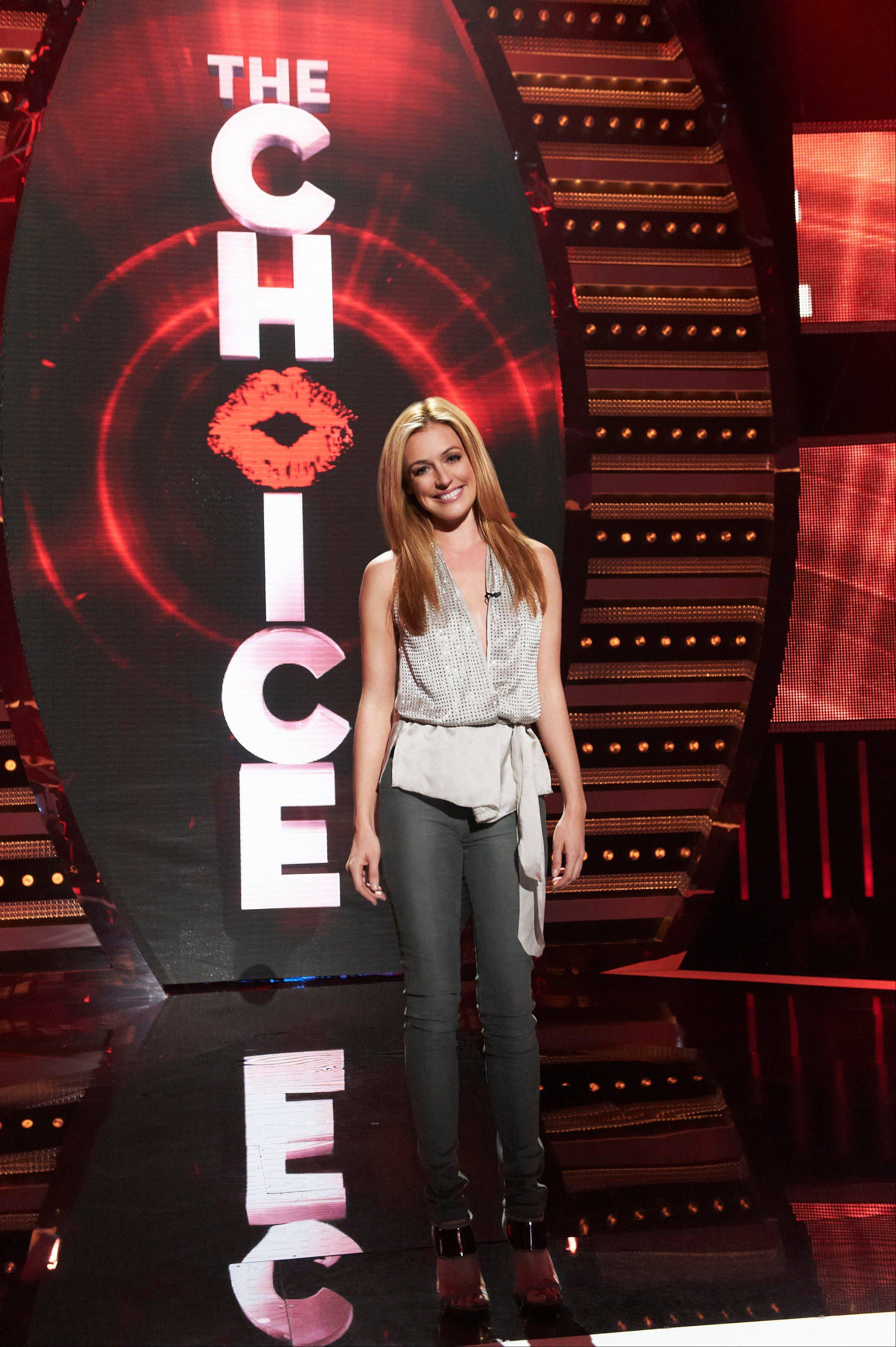 "Cat Deeley is host of the new Fox dating series, ""The Choice,"" premiering June 7."