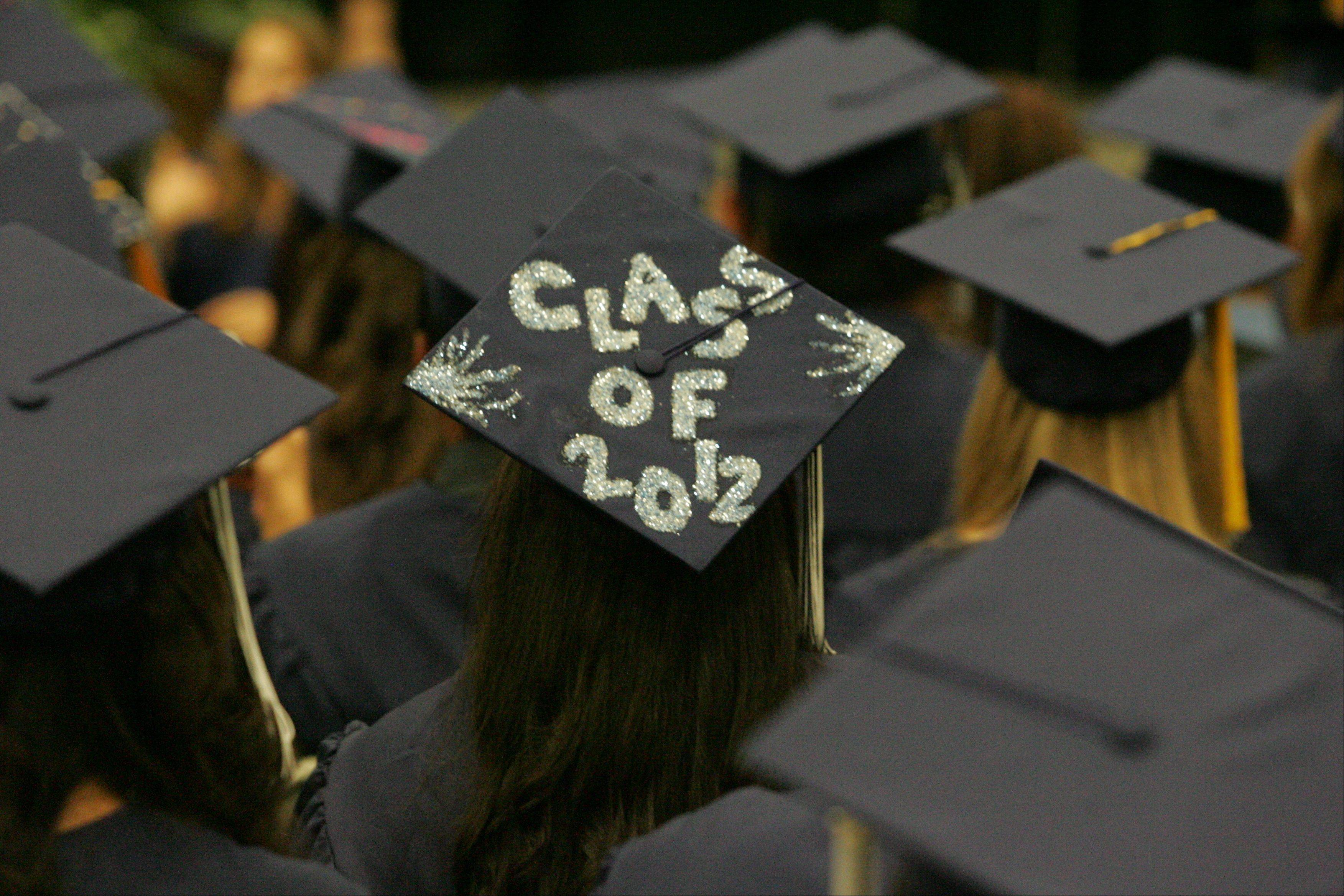 Community High School in West Chicago held its graduation Friday June 1 at the College Of DuPage in Glen Ellyn