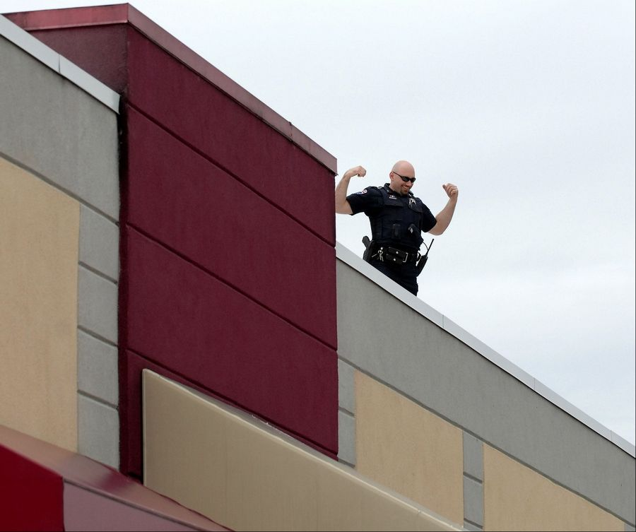 Rooftop Cops Raise 225 000 For Special Olympics