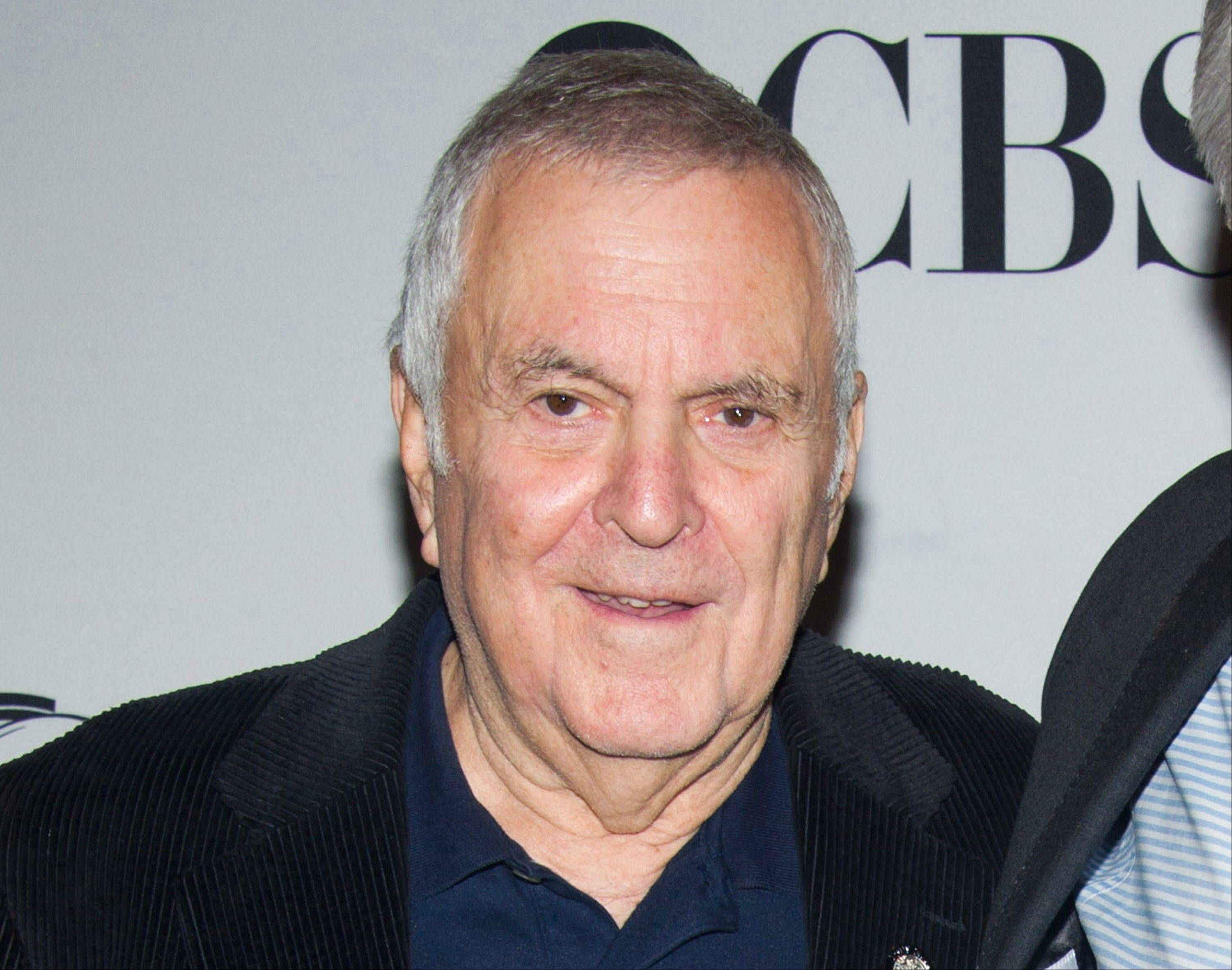 "Composer John Kander, who composed ""Chicago"" and ""Cabaret"" will be honored by the Dramatists Guild Fund Sunday in New York."