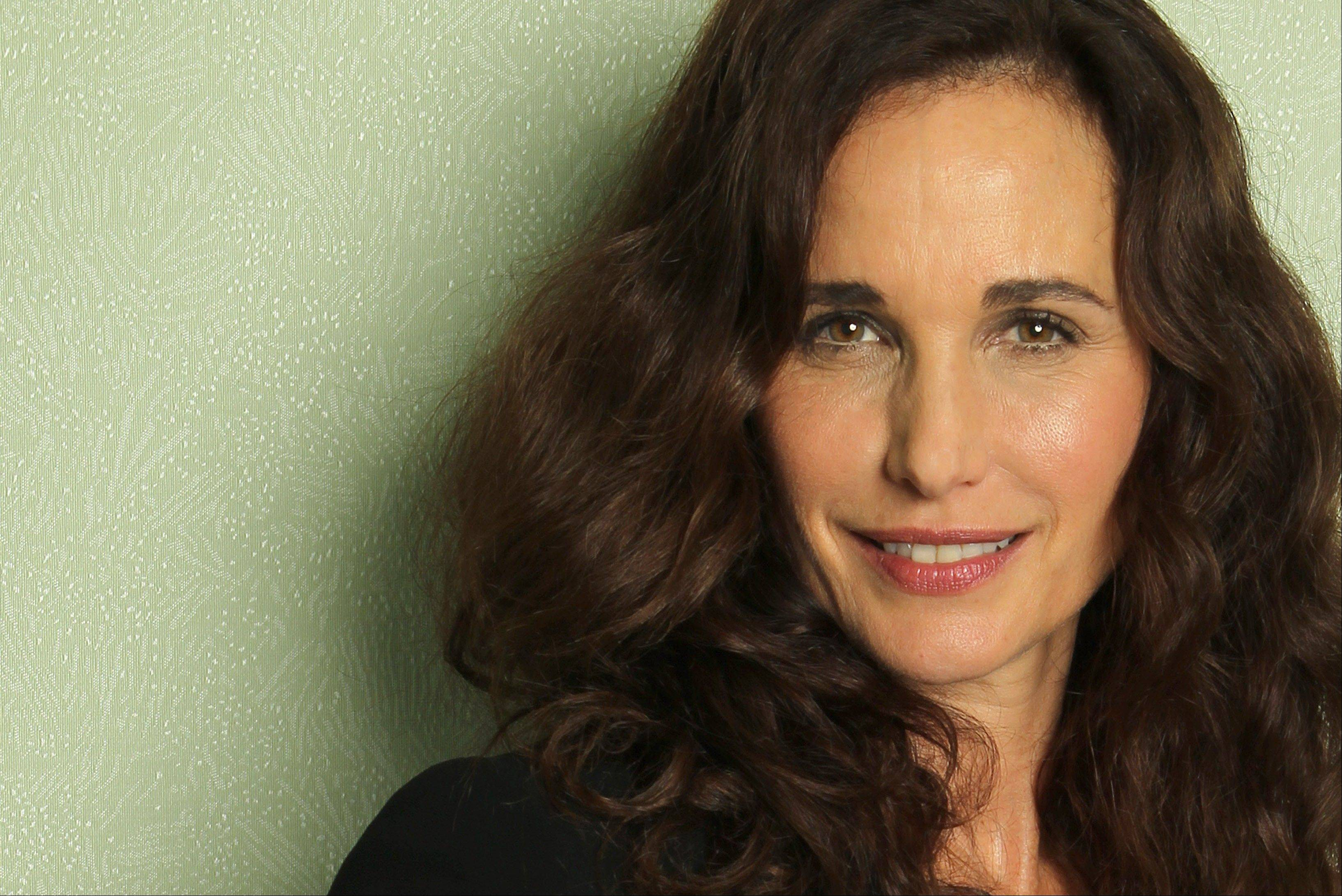"Andie MacDowell will be a pioneer for the Hallmark Channel, starring in the network's first prime-time series. Hallmark said that MacDowell will portray municipal court Judge Olivia Lockhart in ""Cedar Grove."" It will start with a two-hour movie airing later this year and continue with a 13-episode series early in 2013."